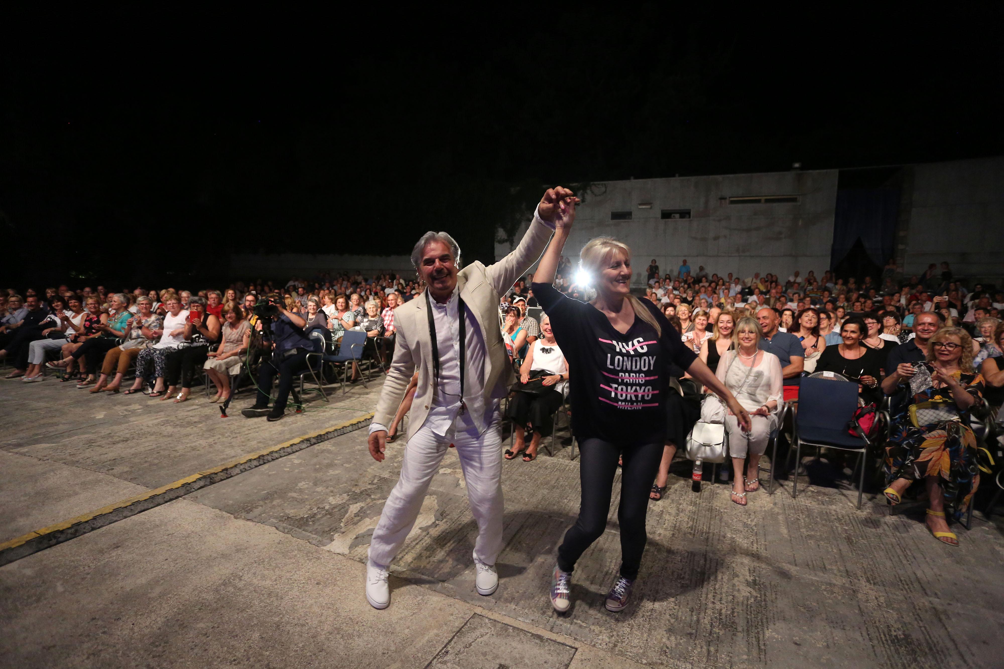 Davor Radolfi zaplesao salsu u Opatiji