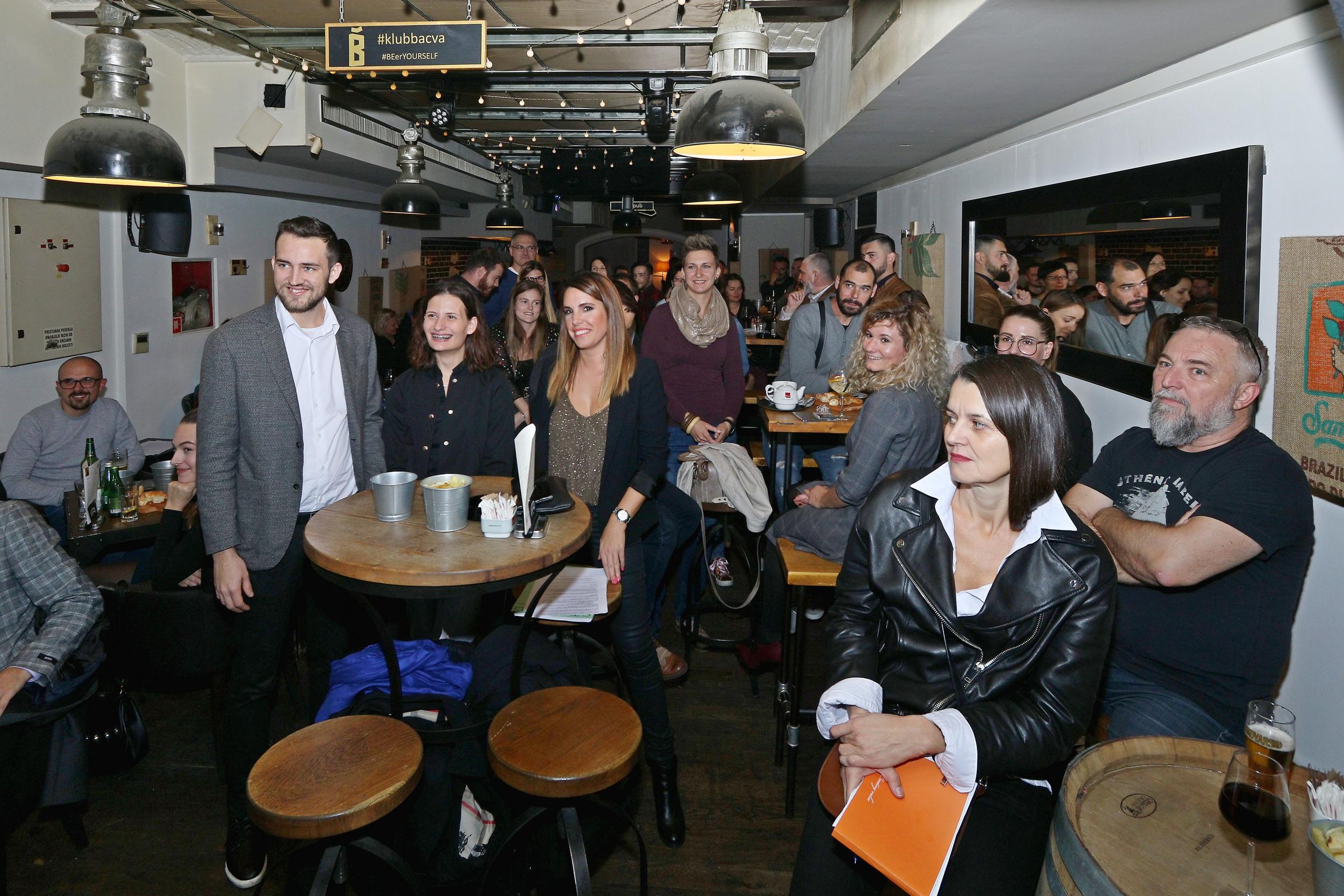 Klub Bačva: Obilježen ulazak 11. generacije u Startup inkubator Rijeka