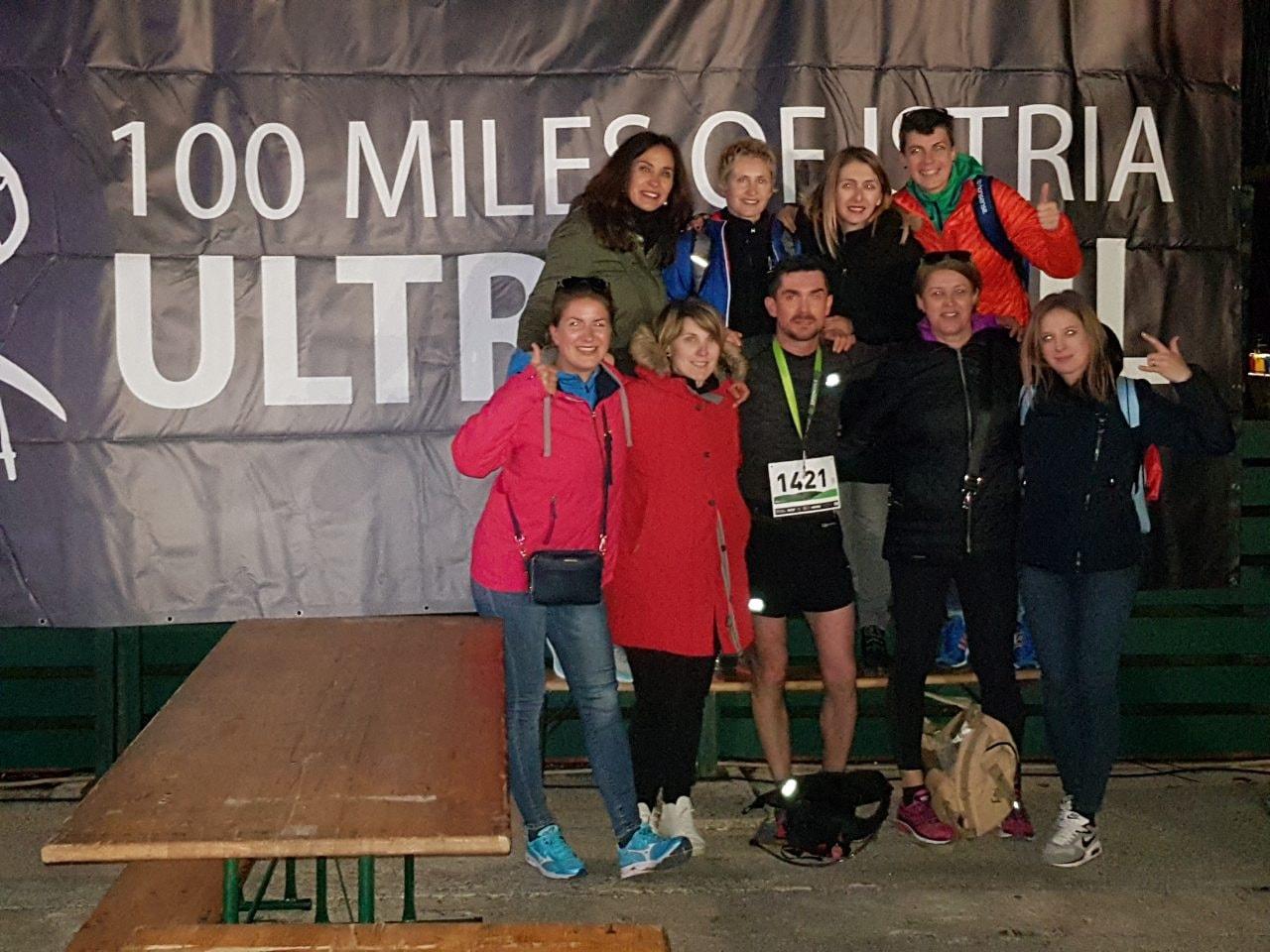100 milja Istre, Ivan Ivekić, Foto Torpedo runners