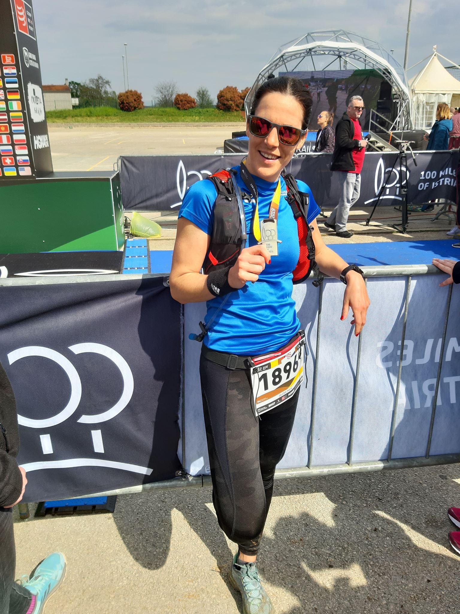 100 milja Istre, Jelena Matić, Foto Torpedo runners