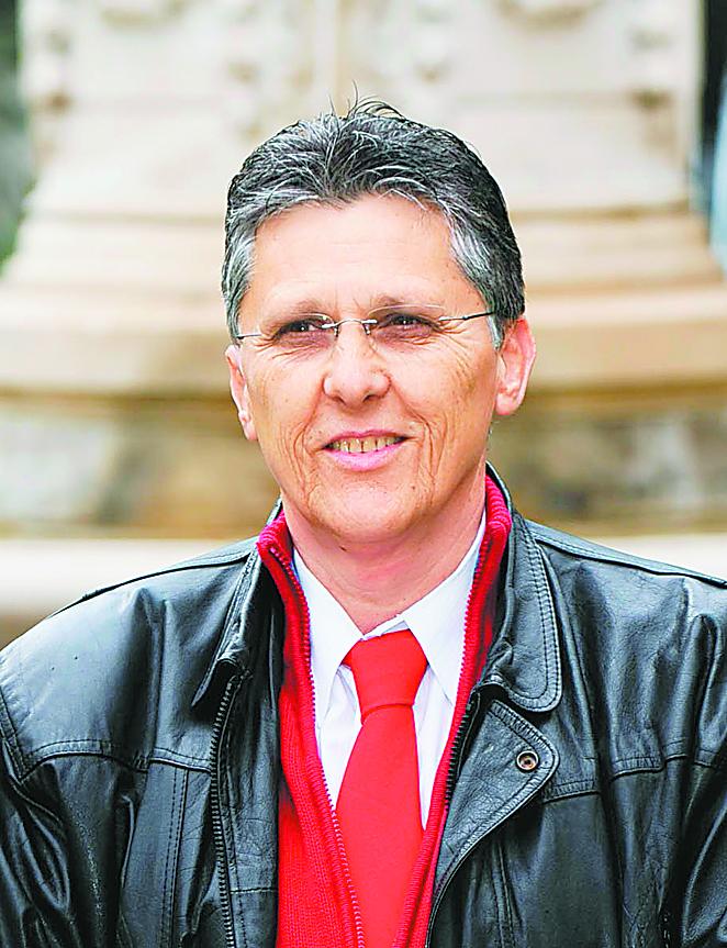 Mirko Bulić, predsjednik Udruge iznajmljivača privatnog smještaja Grada Opatije, snimio Marin ANIČIĆ