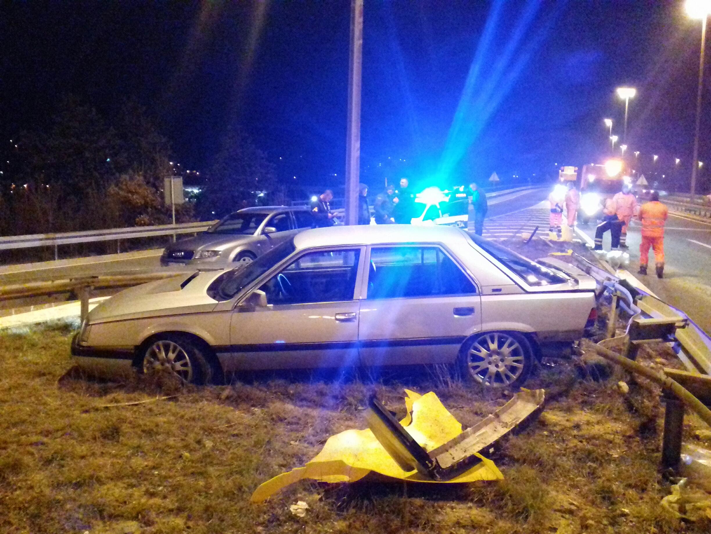 prometna nesreća, Matulji, snimio Marko GRACIN