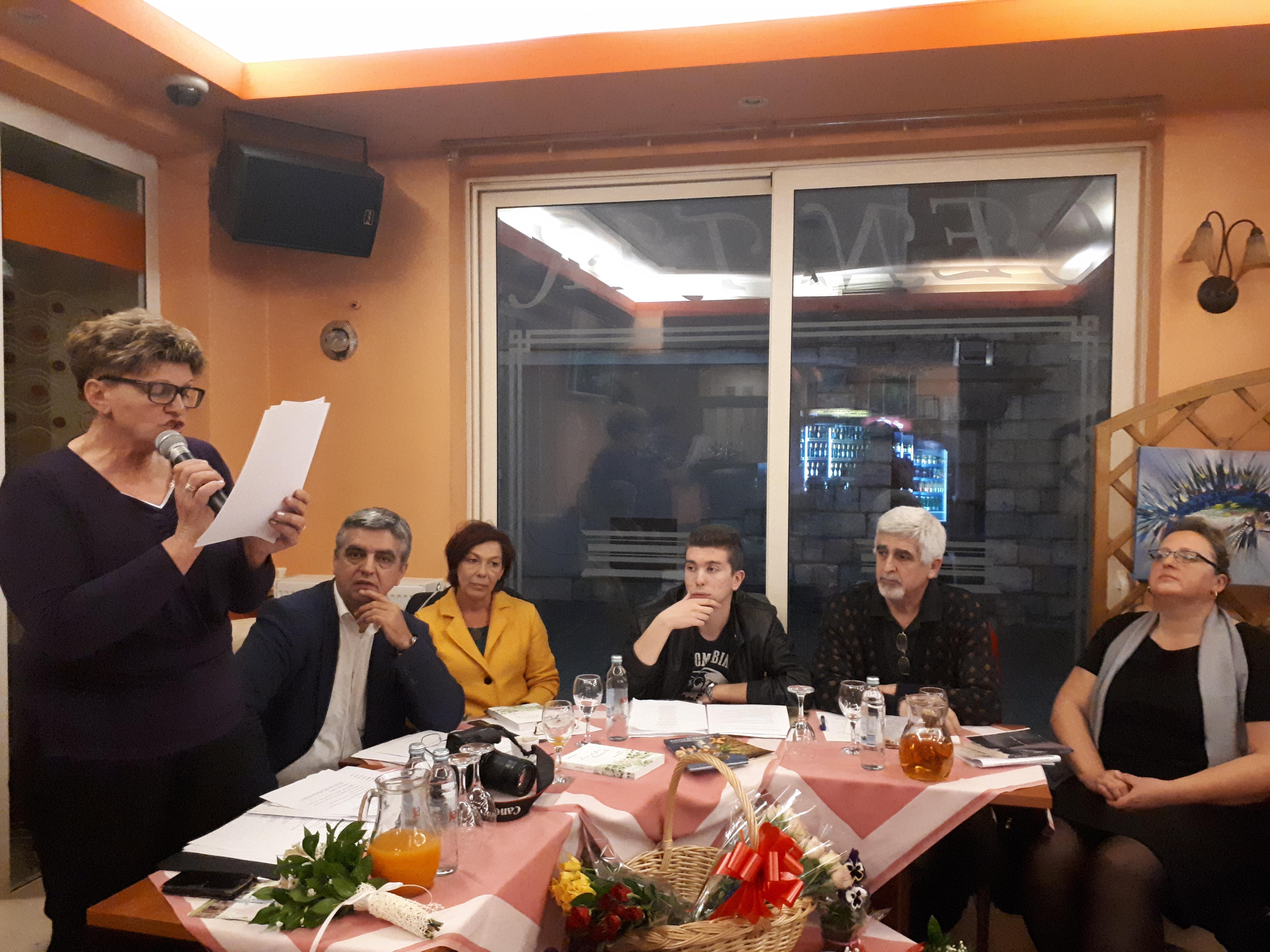 Goranski koraci, glazbeno-književna večer