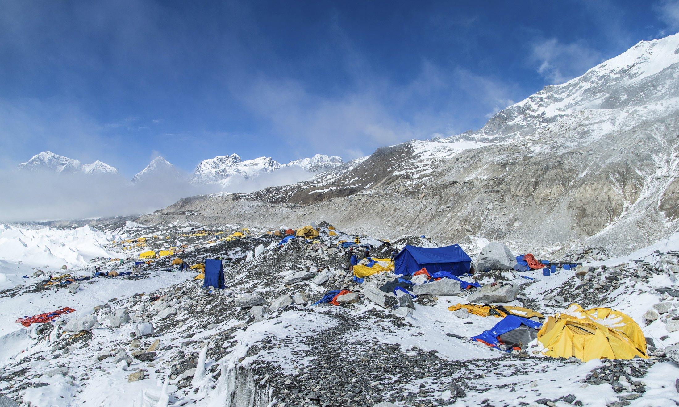 Mount Everest, alpinizam, alpinisti, penjanje, Foto Reuters