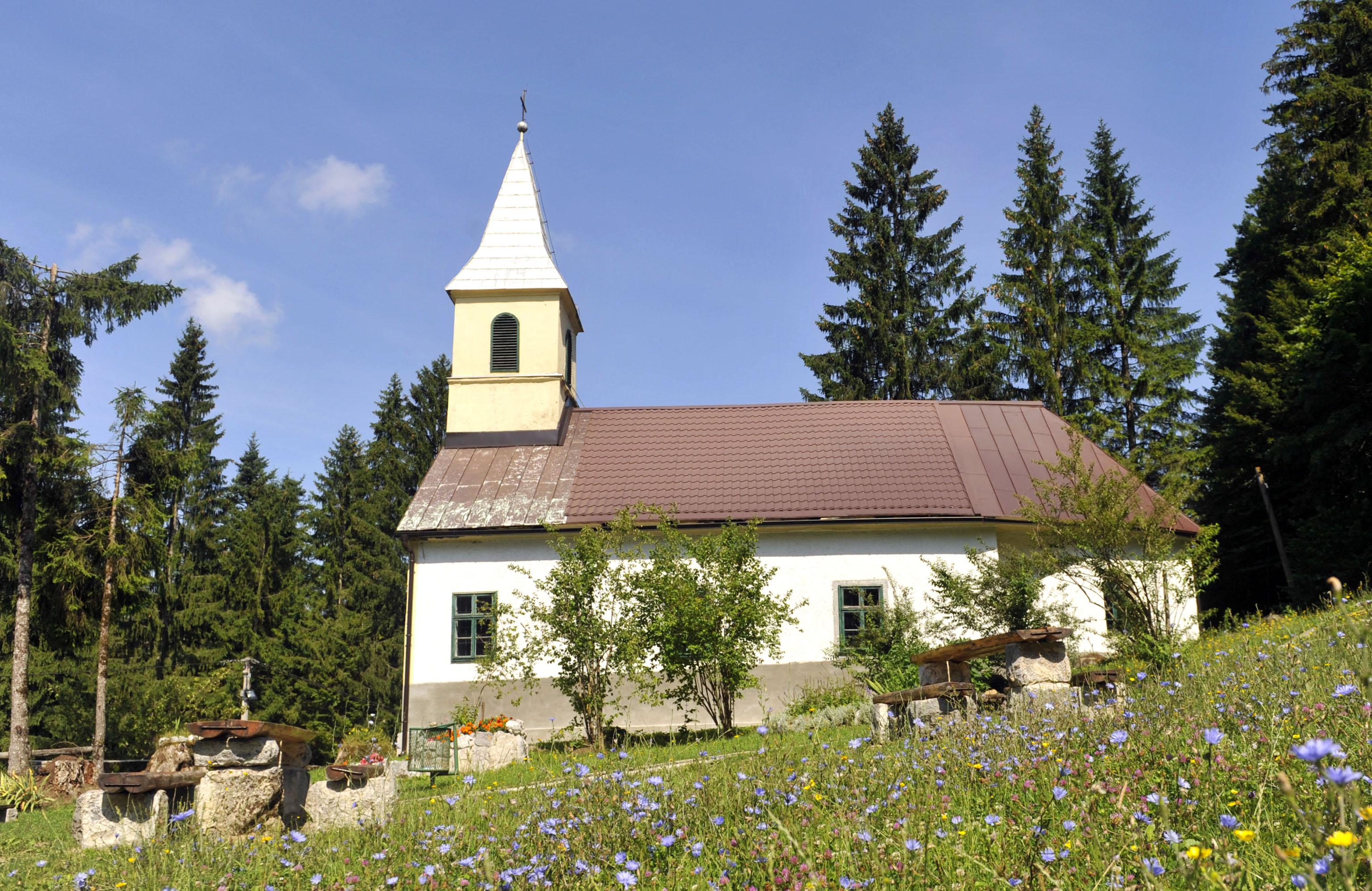 Crkva Svetog Antuna Padovanskog čuvara Stare Sušice i Sušičana