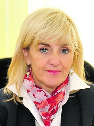 Ravnateljica matuljske škole Astrid Massari , snimio Marin ANIČIĆ