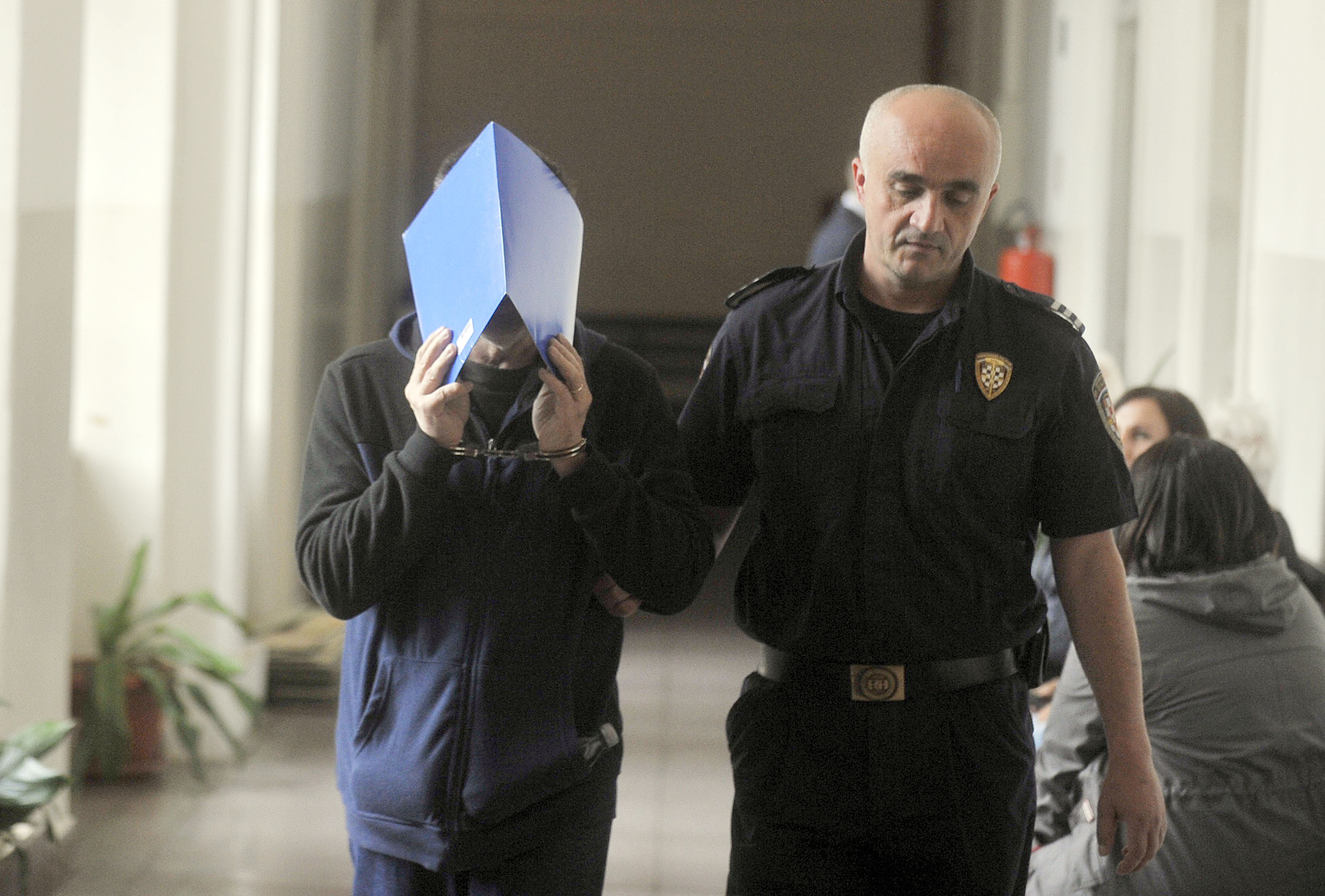 Ivan Tomljanović iz nekog razloga ne raduje se medijskoj pažnji / Foto R. Brmalj