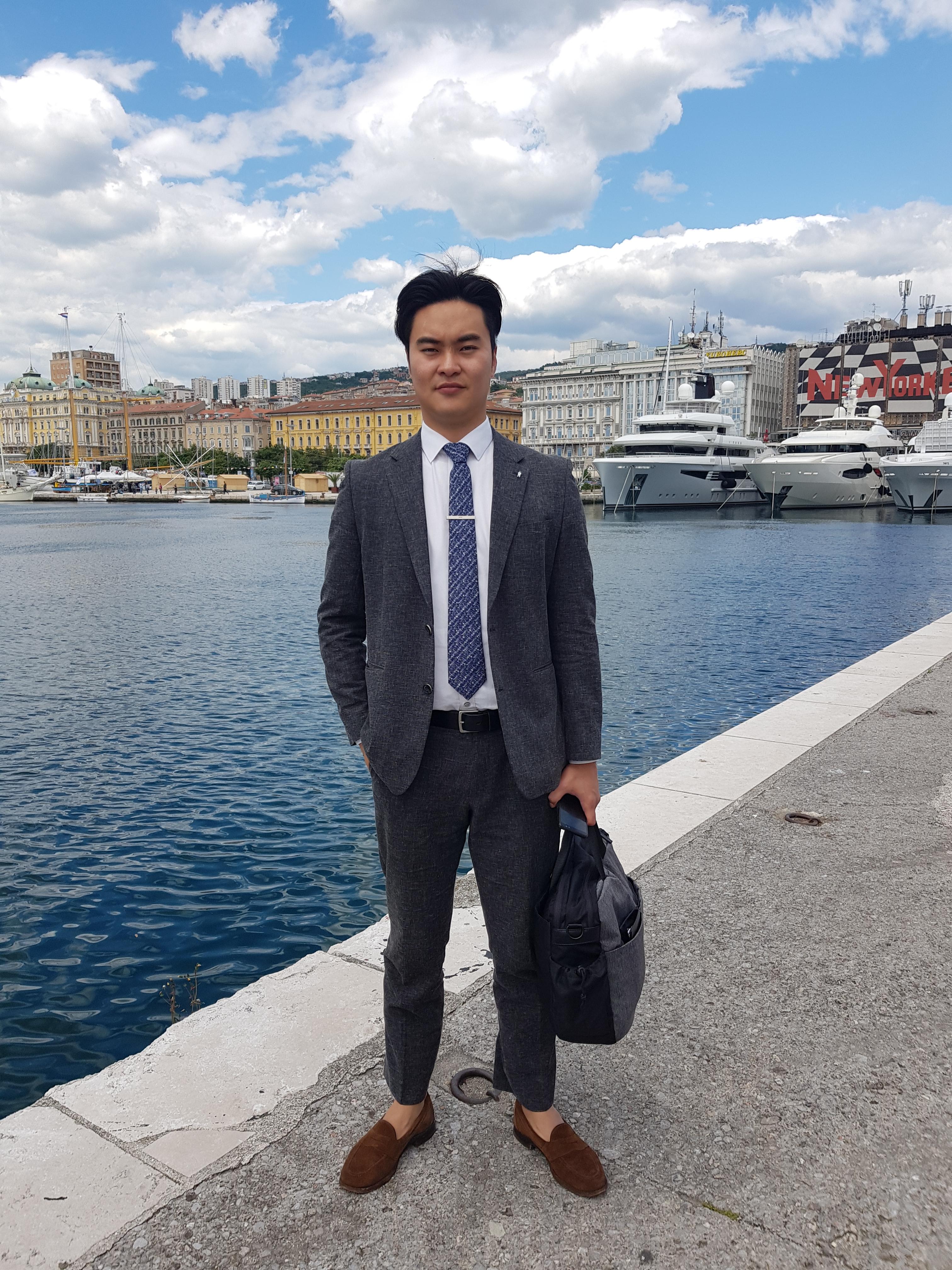 Kyung Min Ham voditelj je Hyundaijevog ureda za zaštitu brenda smještenog u Budimpešti / Foto E. Prodan