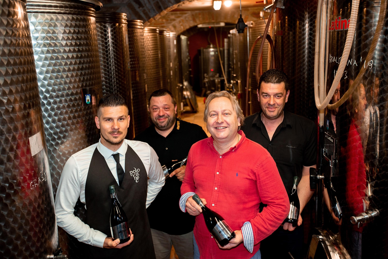 Promocija Muskateera, piva proizvedenog od muškata, vinarije Polovanec i craft pivovare Crafter