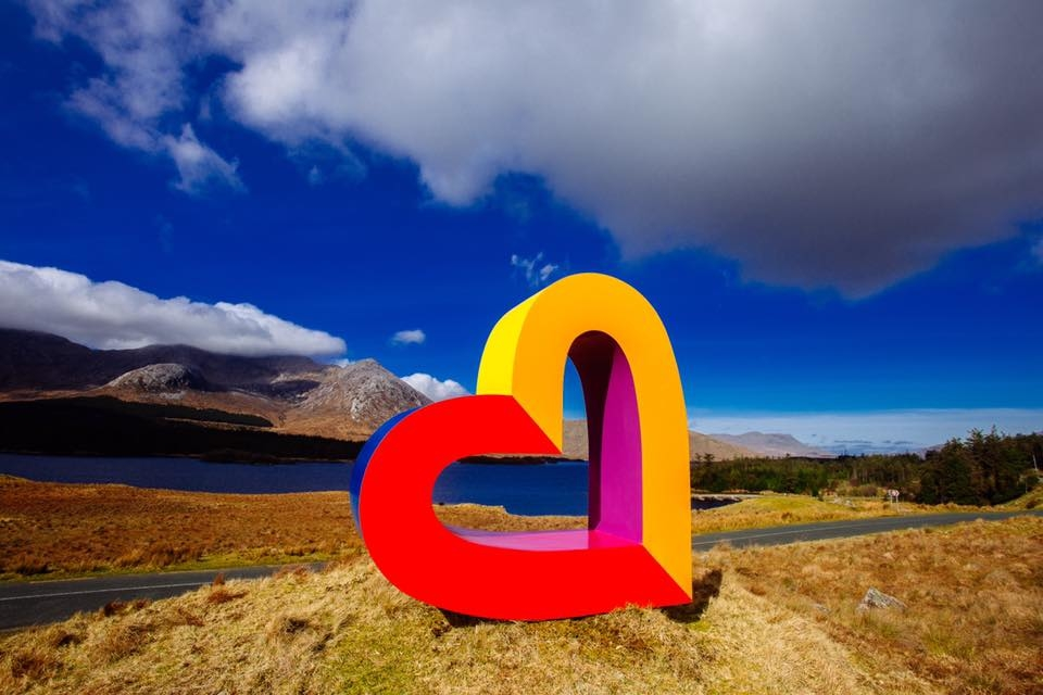Srce Galwaya / Foto Galway 2020
