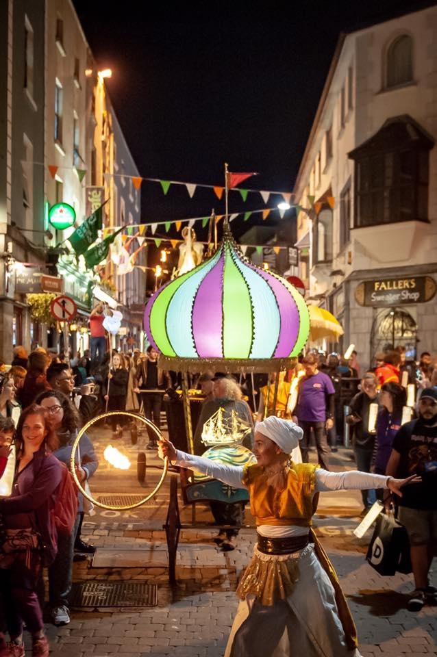Brojni ulični festivali forte su Galwaya / Foto Galway 2020