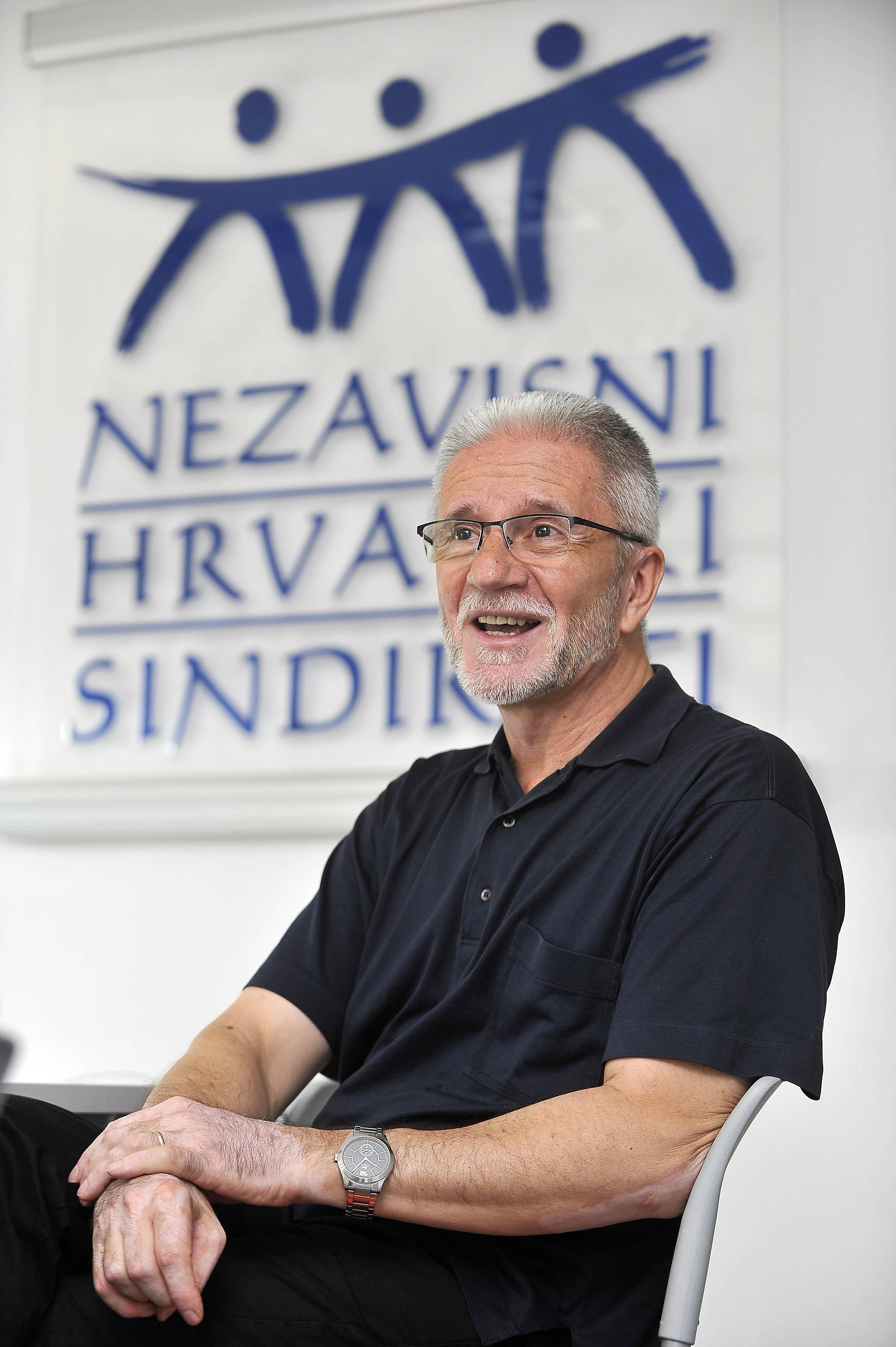 Krešimir Sever / Snimio Davor KOVAČEVIĆ