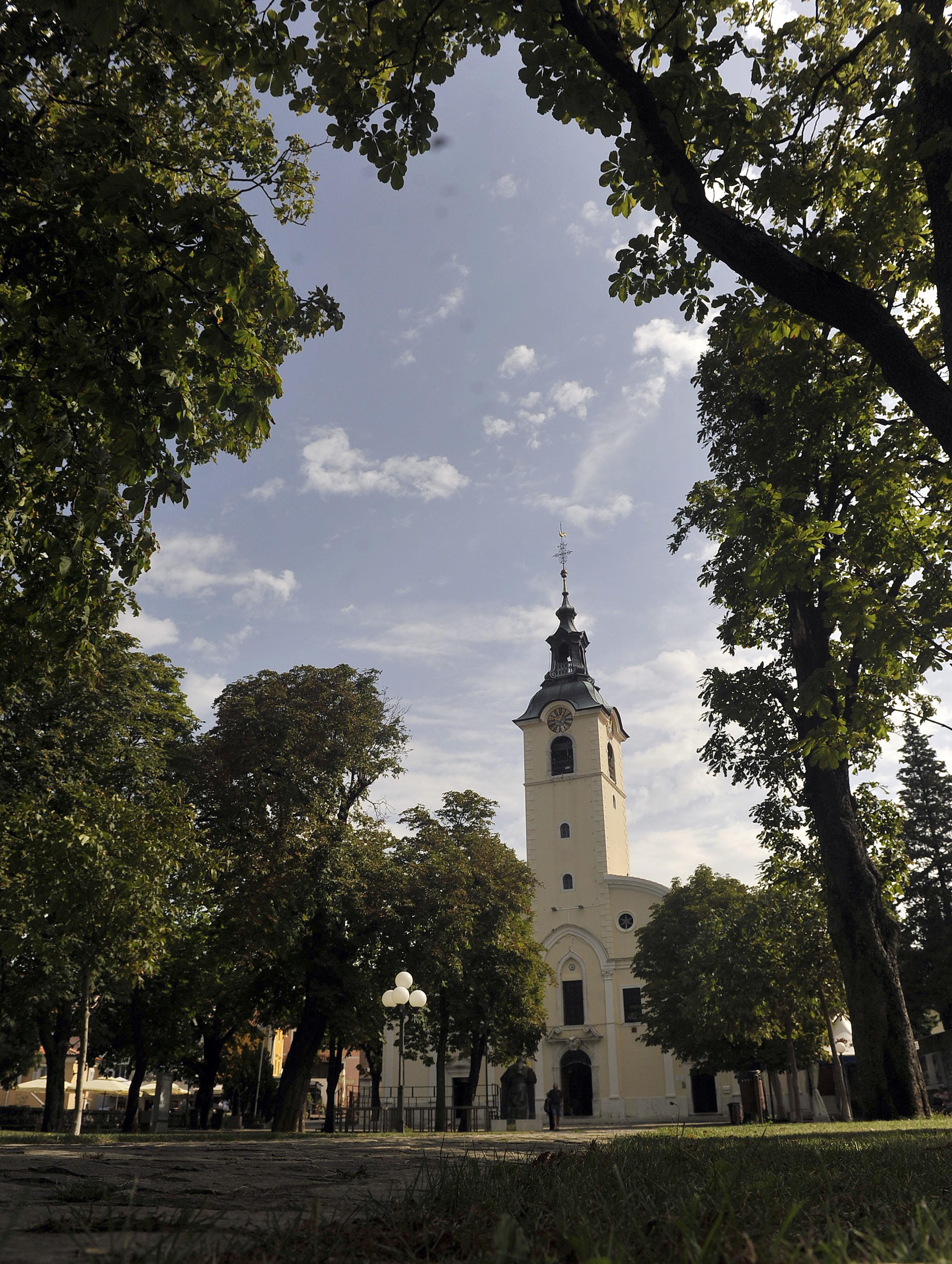 Svetište Majke Božje Trsatske jedno od najstarijih marijanskih svetišta u Hrvatskoj / Snimio Roni BRMALJ