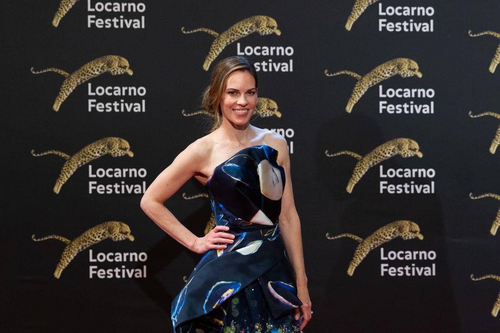 U Locarnu je i slavna američka glumica Hilary Swank