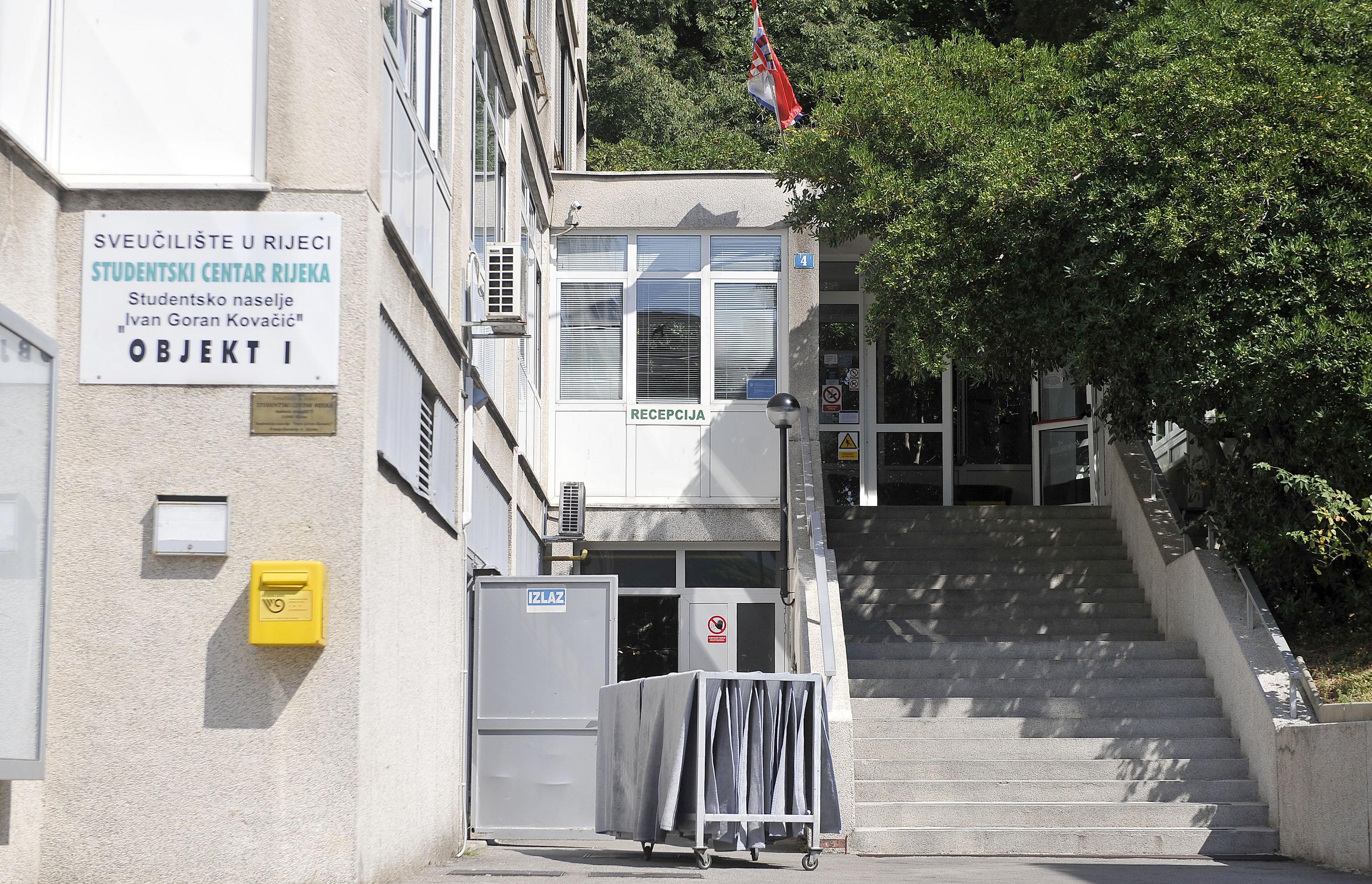 U naselje »I. G. Kovačić« može se smjestiti 650 studenata / Foto Vedran KARUZA