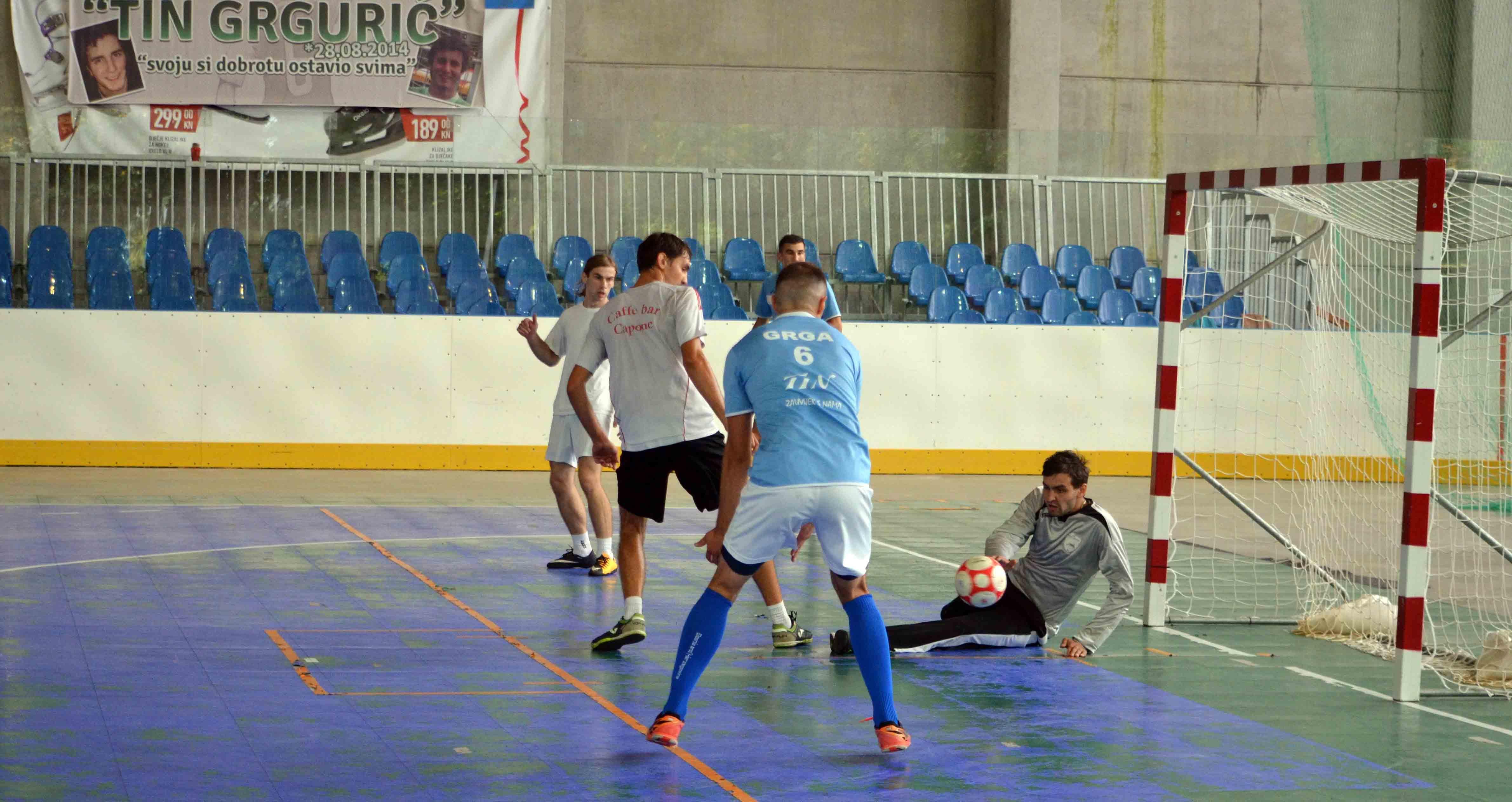 Kao i prošle, i ove će godine utakmice biti održane u Ledenoj dvorani / Foto  M. KRMPOTIĆ