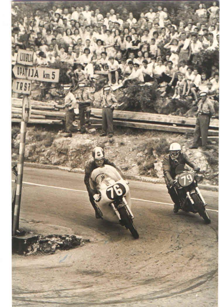 Na Preluku su se motociklističke utrke vozile prije ravno 50 godina