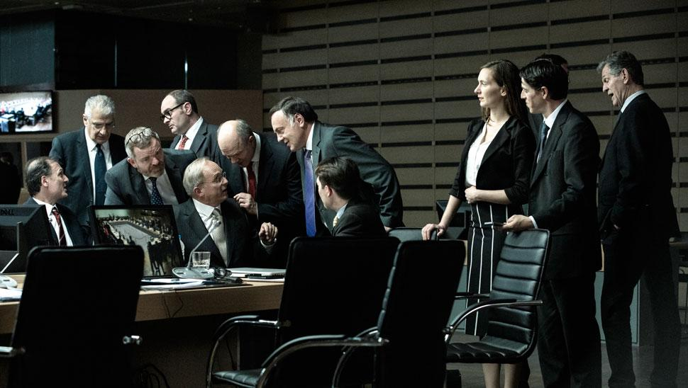 »Adults in the Room« Coste Gavras