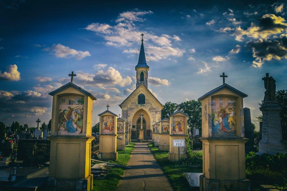 Kapela Uzvišenja sv. Križa / Foto: BOJAN MOLNAR