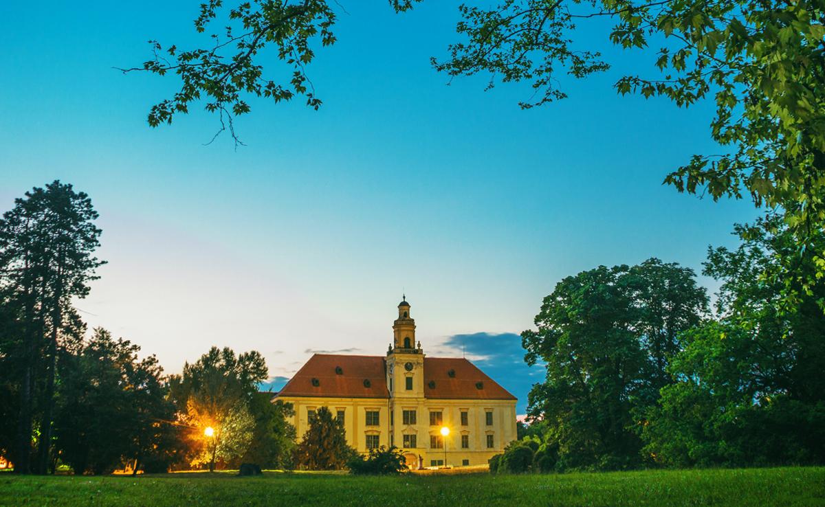 Dvorac Prandau-Normann u Valpovu / Foto: TZG VALPOVO