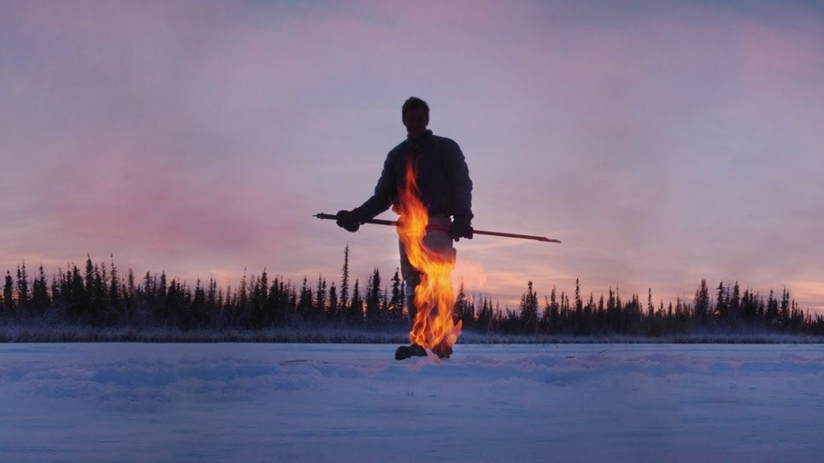 Scena iz dokumentarca »Led u plamenu« / Foto PRESS