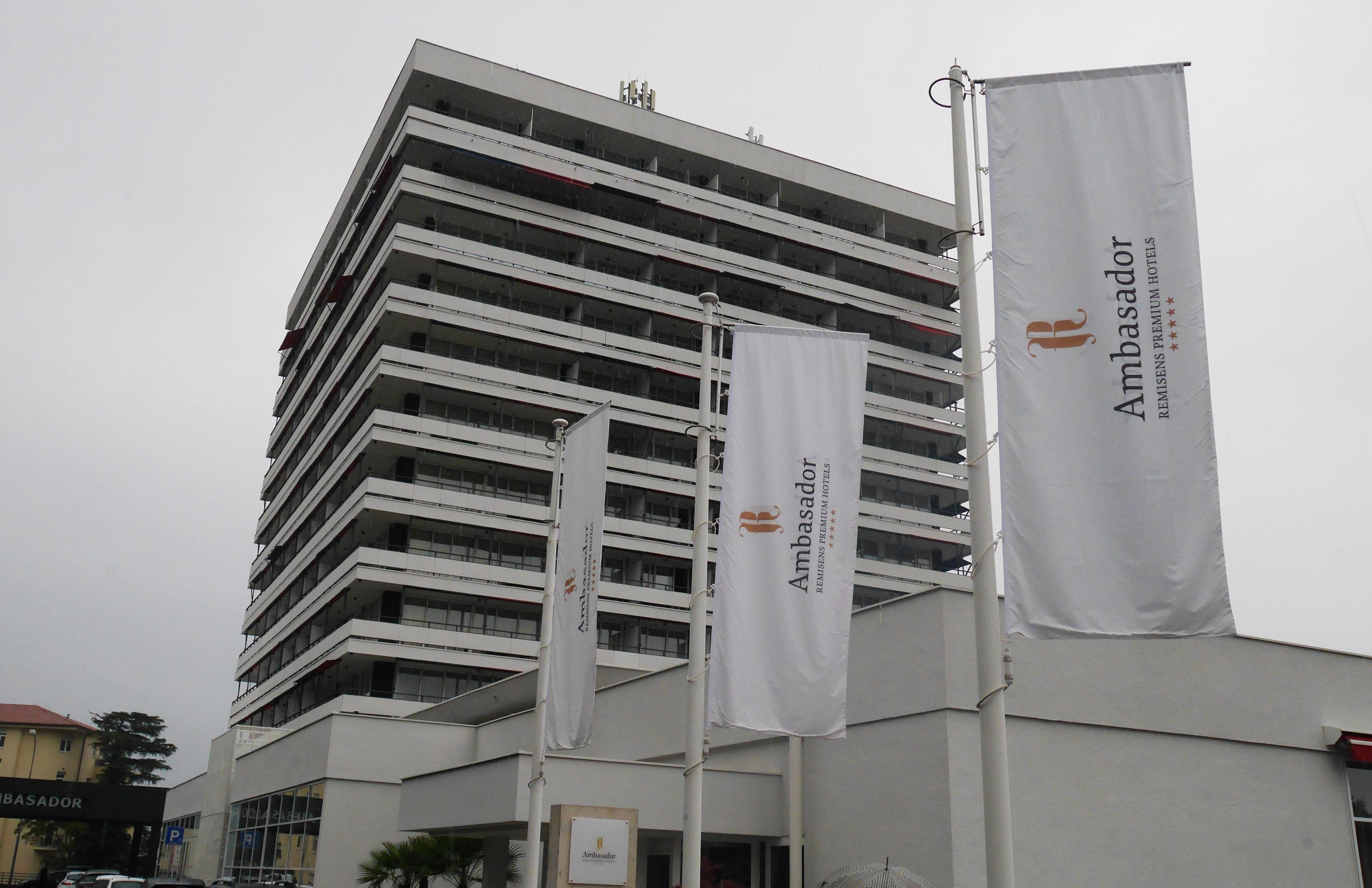 Hotel Ambasador ima daleko bogatiju ponudu nakon ovogodišnje temeljite renovacije / Foto Marin ANIČIĆ