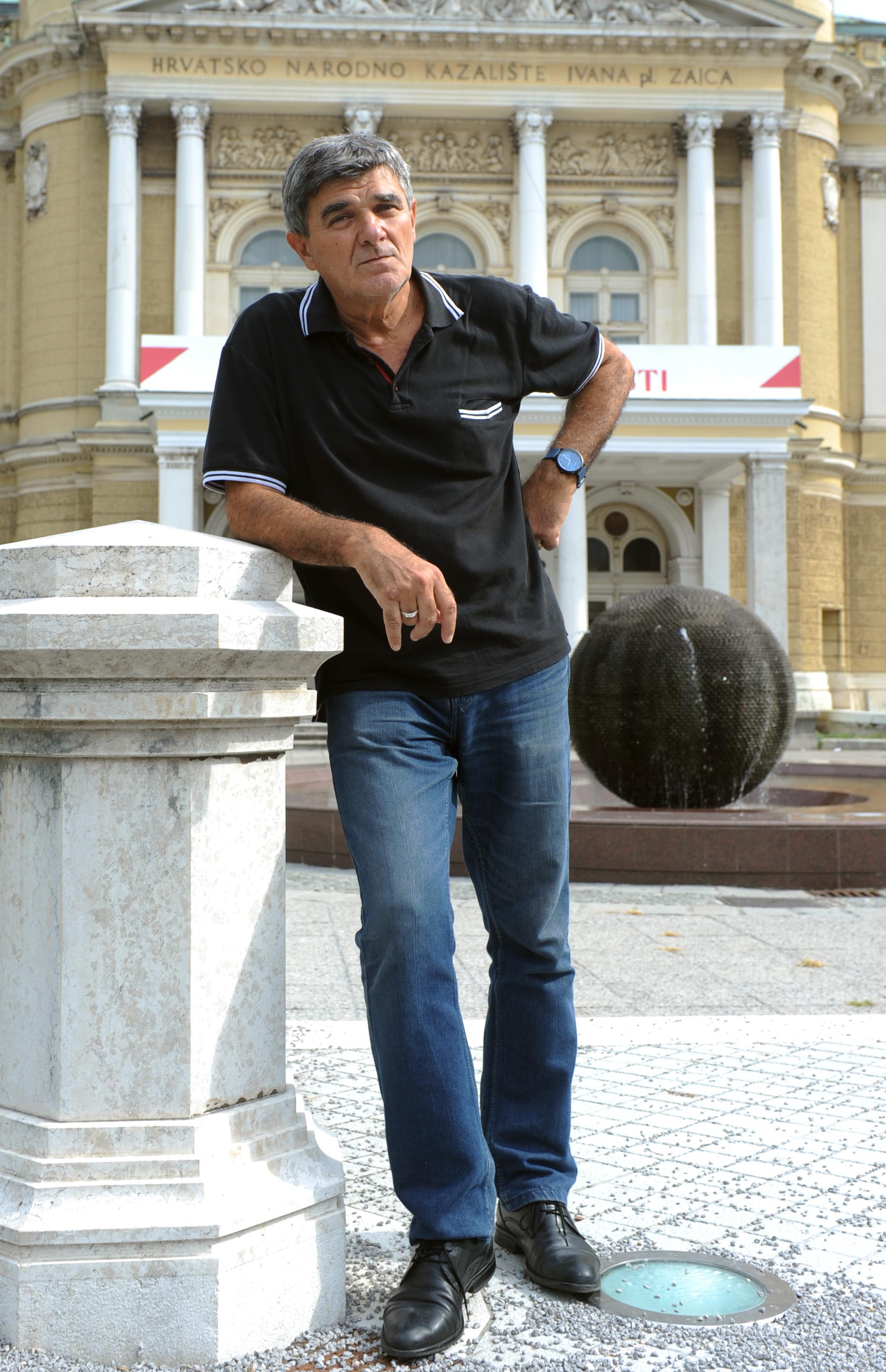 Dragiša Laptošević  / Foto  Marko GRACIN