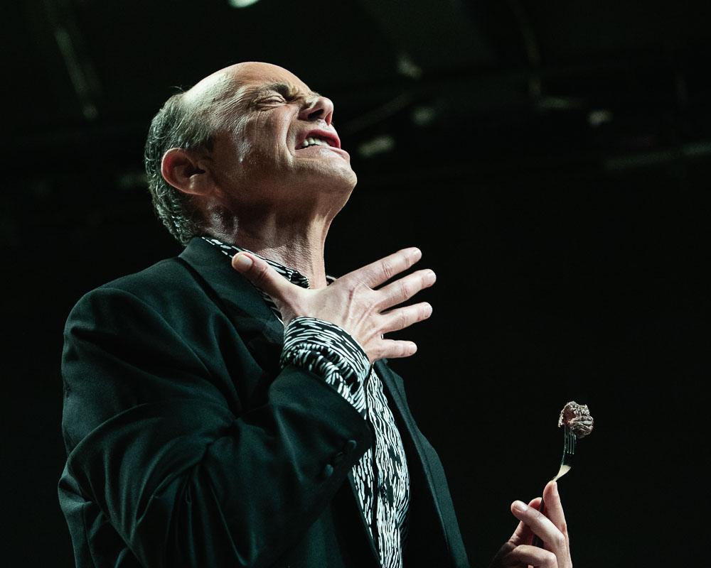 Briljantni Pjer Meničanin u ulozi Janka / Foto Marko ERCEGOVIĆ