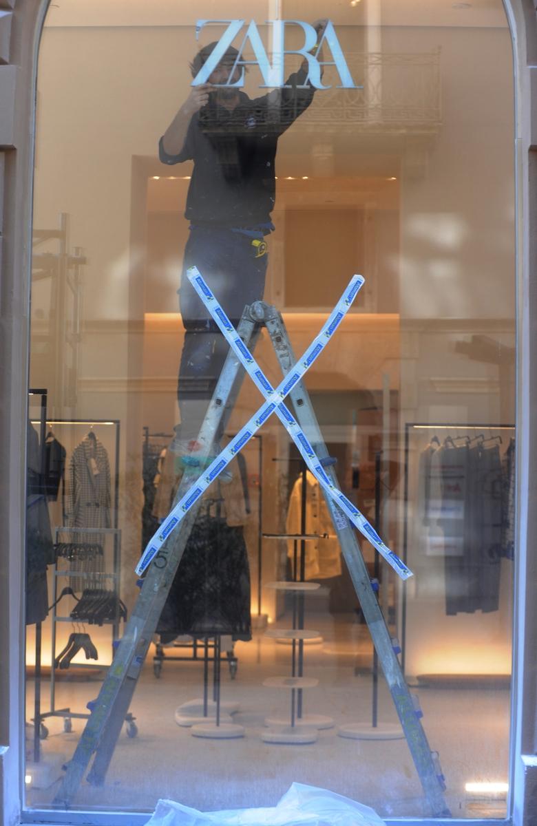 Rijecka Zara Otvara Se U Petak U Podne Samo Dubai Madrid I Istanbul Su Dosad Imali Ovakav Koncept Novi List