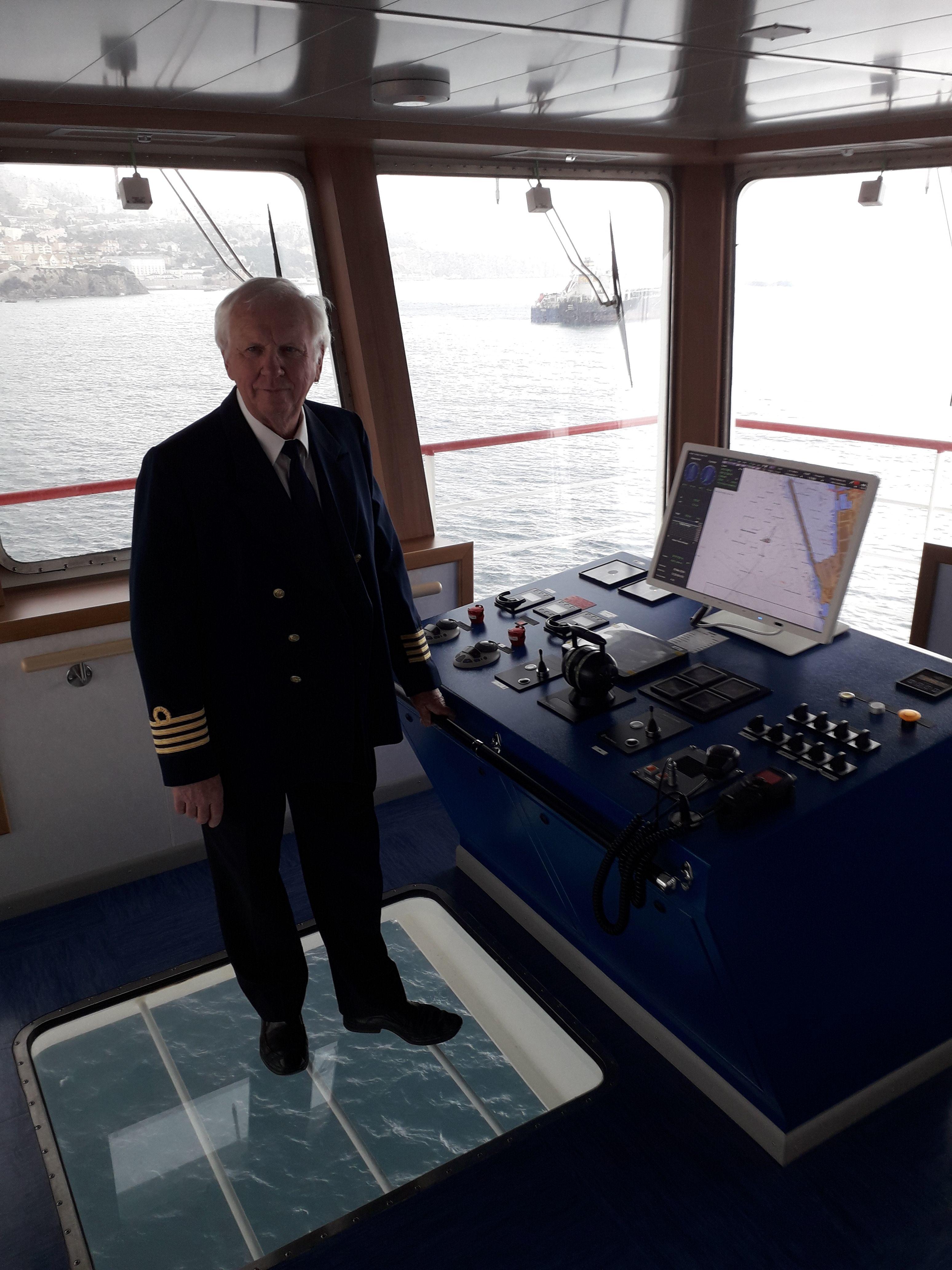 Edo Dešković iskusni je kapetan