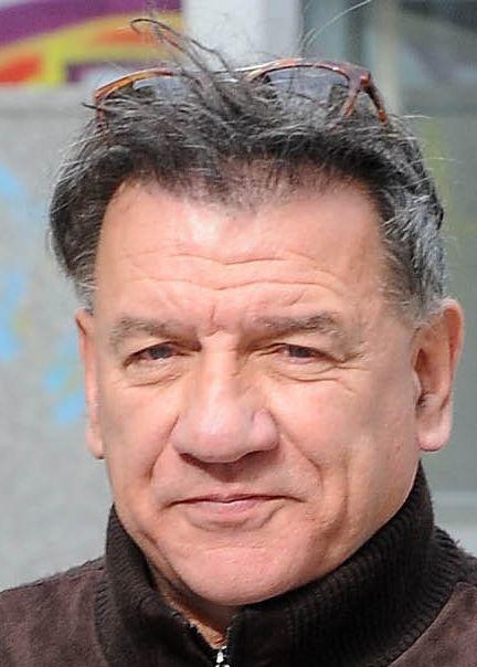Predrag Rački / Foto Damir ŠKOMRLJ