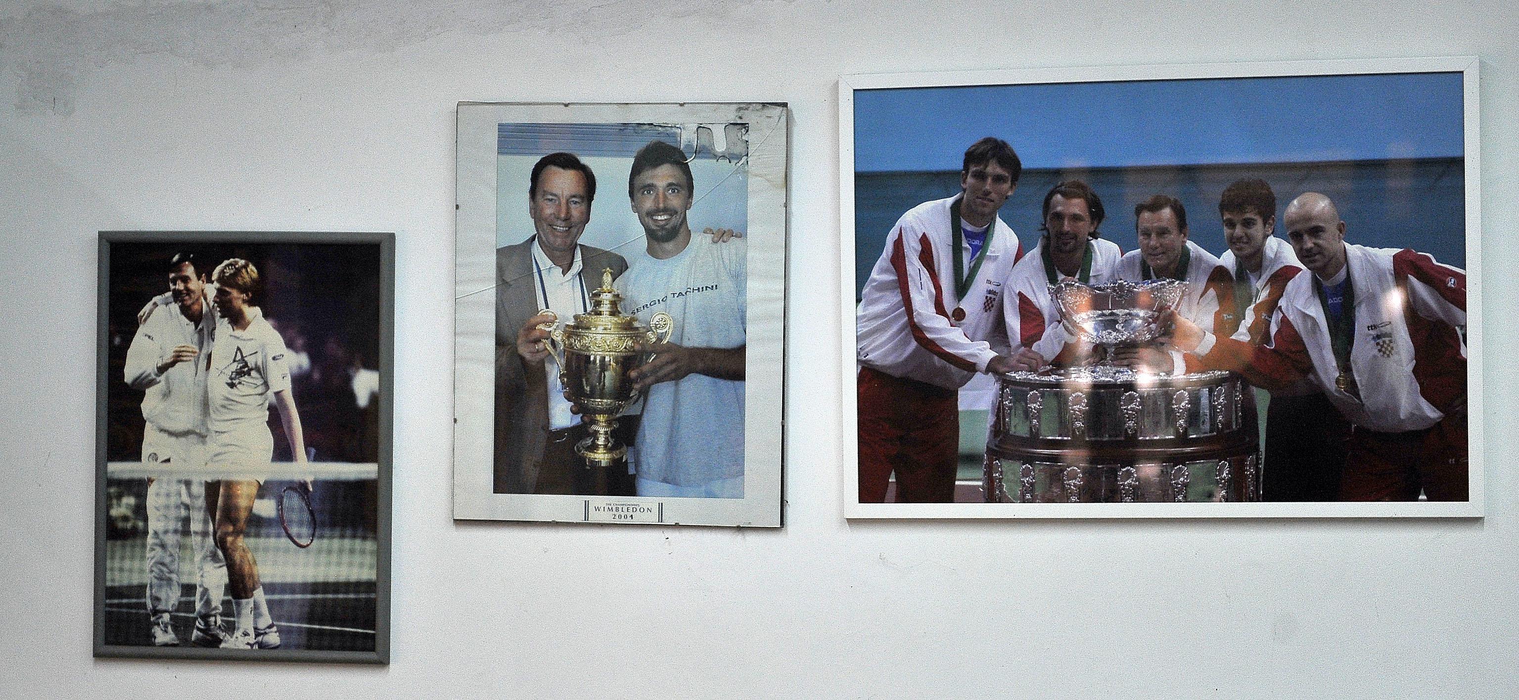 Nikola Pilić: Život u tri slike... / Foto Roni BRMALJ
