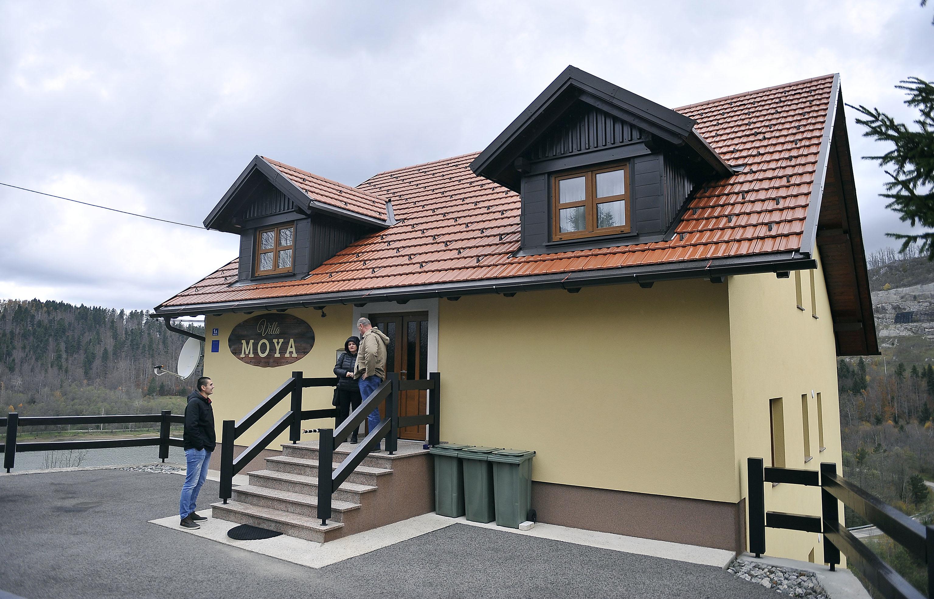 Villa Moya u Fužinama
