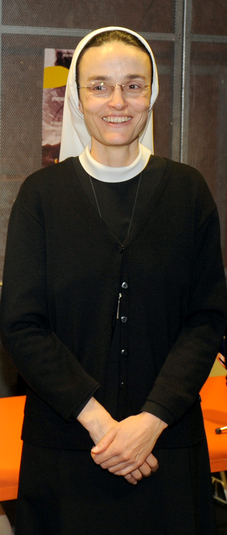 Časna sestra Veronika Mila Popić, predsjednica Depaula Hrvatska / Foto  M. GRACIN