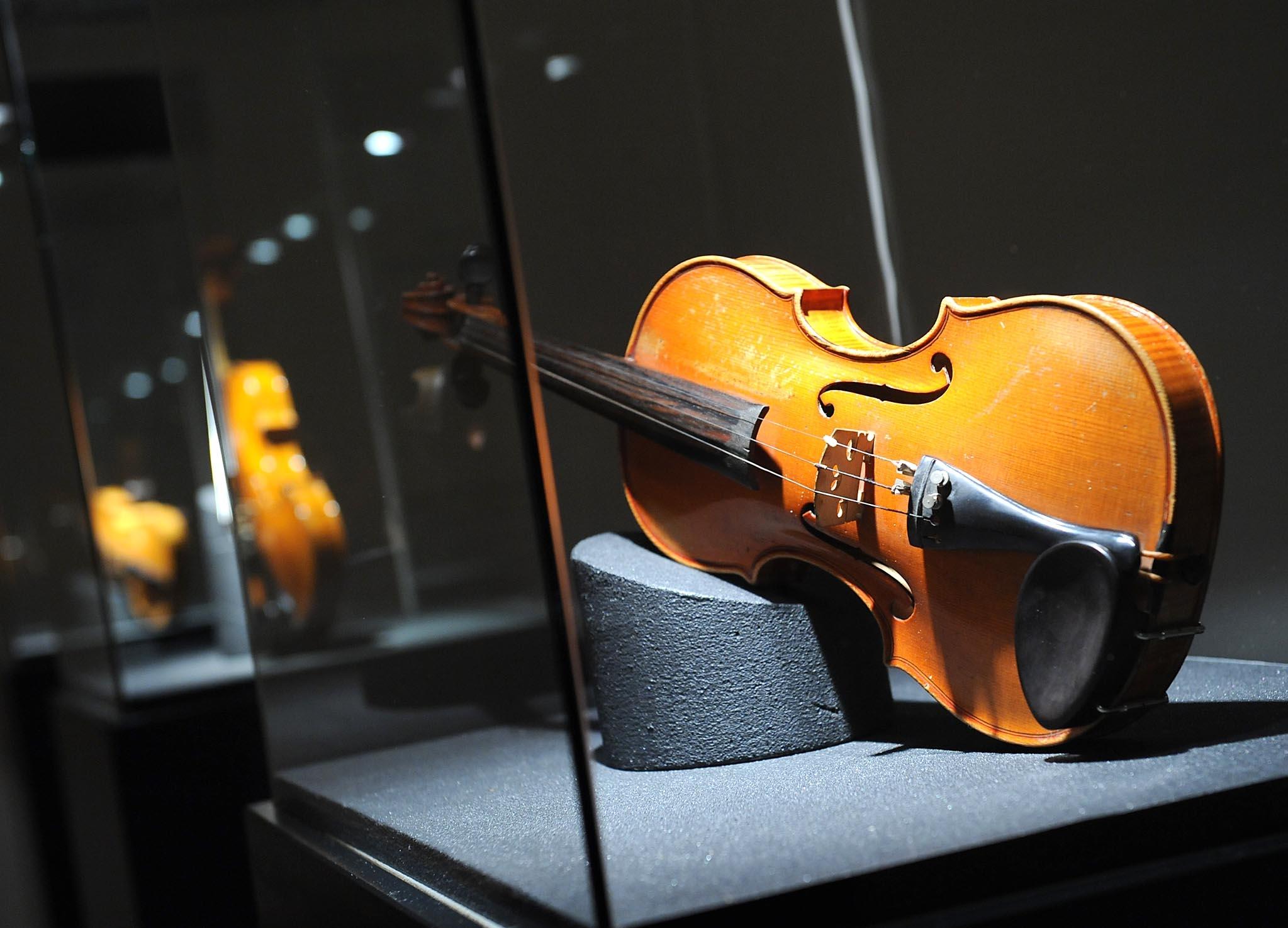 Violina - Franjo Kresnik