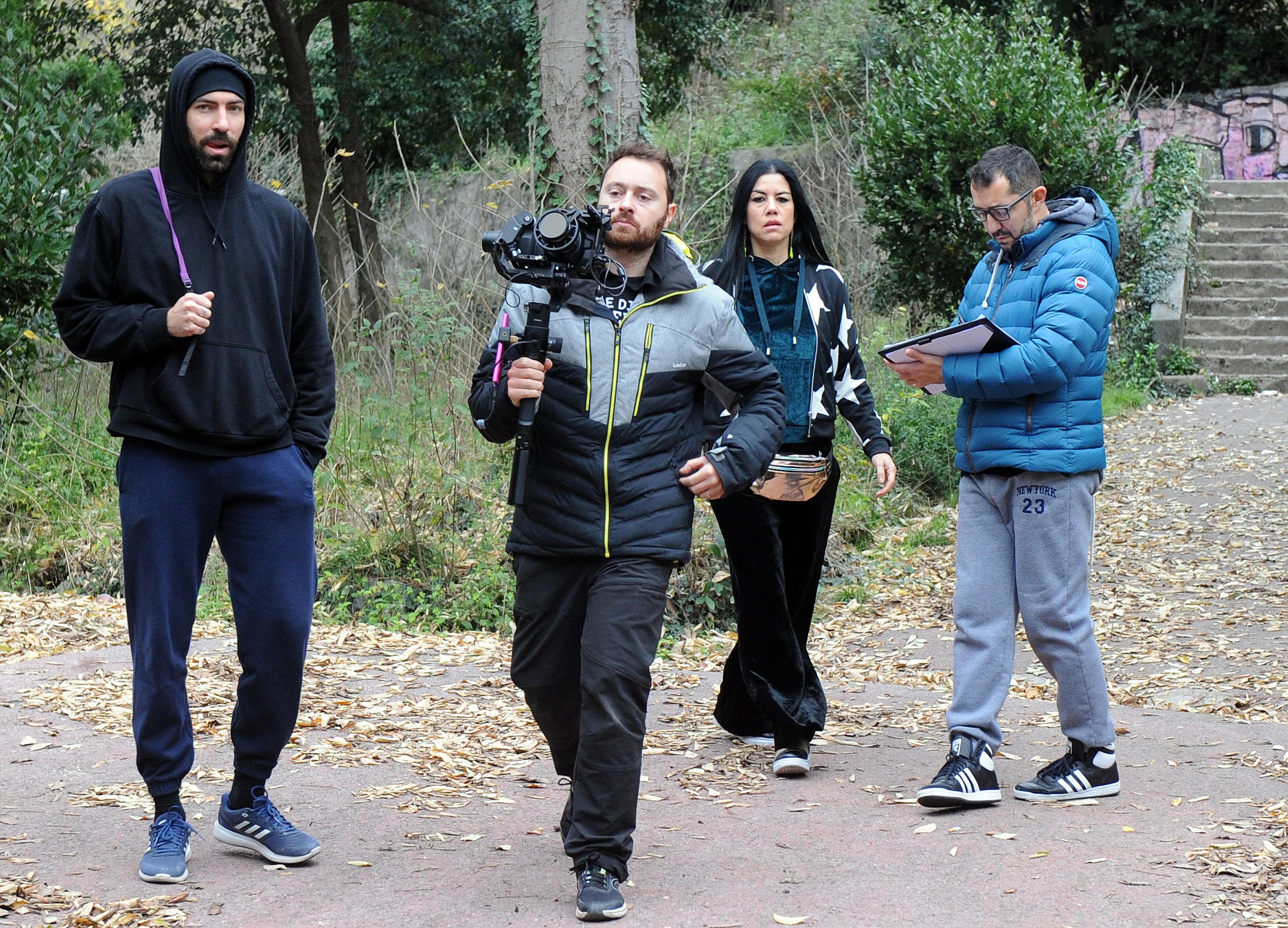 U novoj epizodi serije Sport Crime glavnu ulogu ima Andrea Zirio (lijevo) / Snimio Marko GRACIN