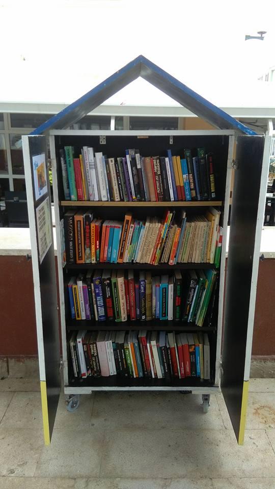 KOCKA: Nakon bookcrosinga stiže projekt Pop-up knjižnice igračaka / Snimio Hrvoje hODAK