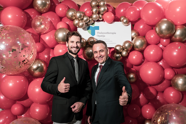 Vitomir Maričić i Viktor Peršić