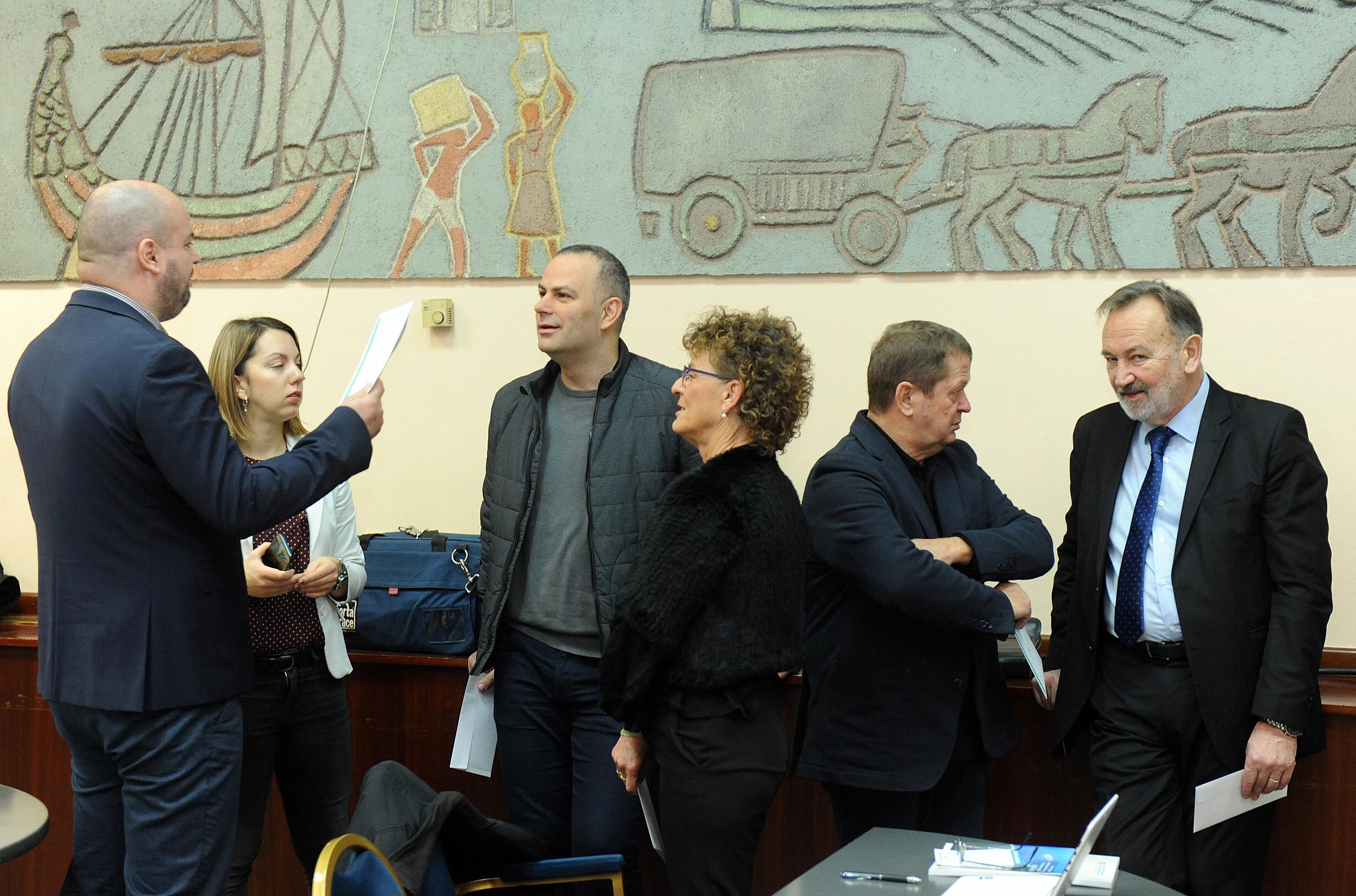 Dobar dio jučerašnjih odluka donesen je jednoglasno / Snimio Marko GRACIN