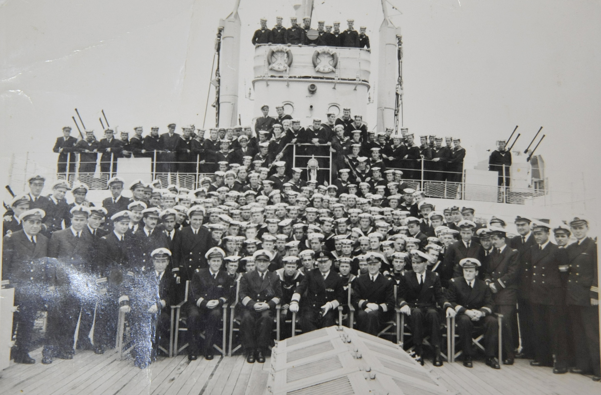 Posada »Galeba« s Titom