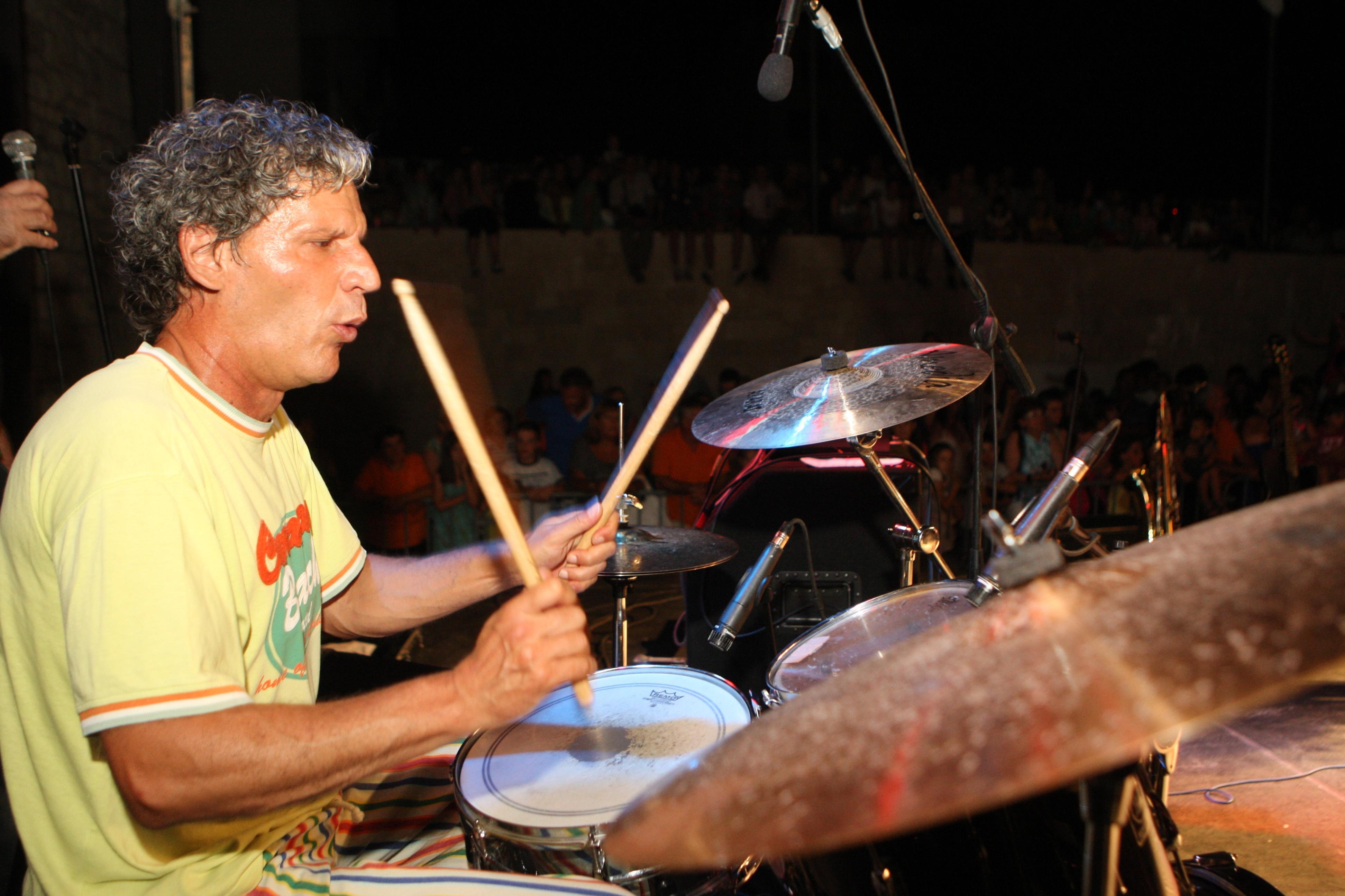 Damir Mihanović Ćubi je bio i poznati glazbenik / Foto IVO ČAGALJ/PIXSELL