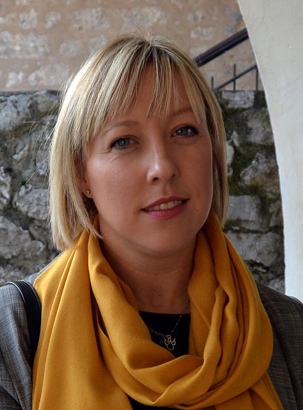 Ivana Cvitan Polić / Foto Damir ŠKOMRLJ