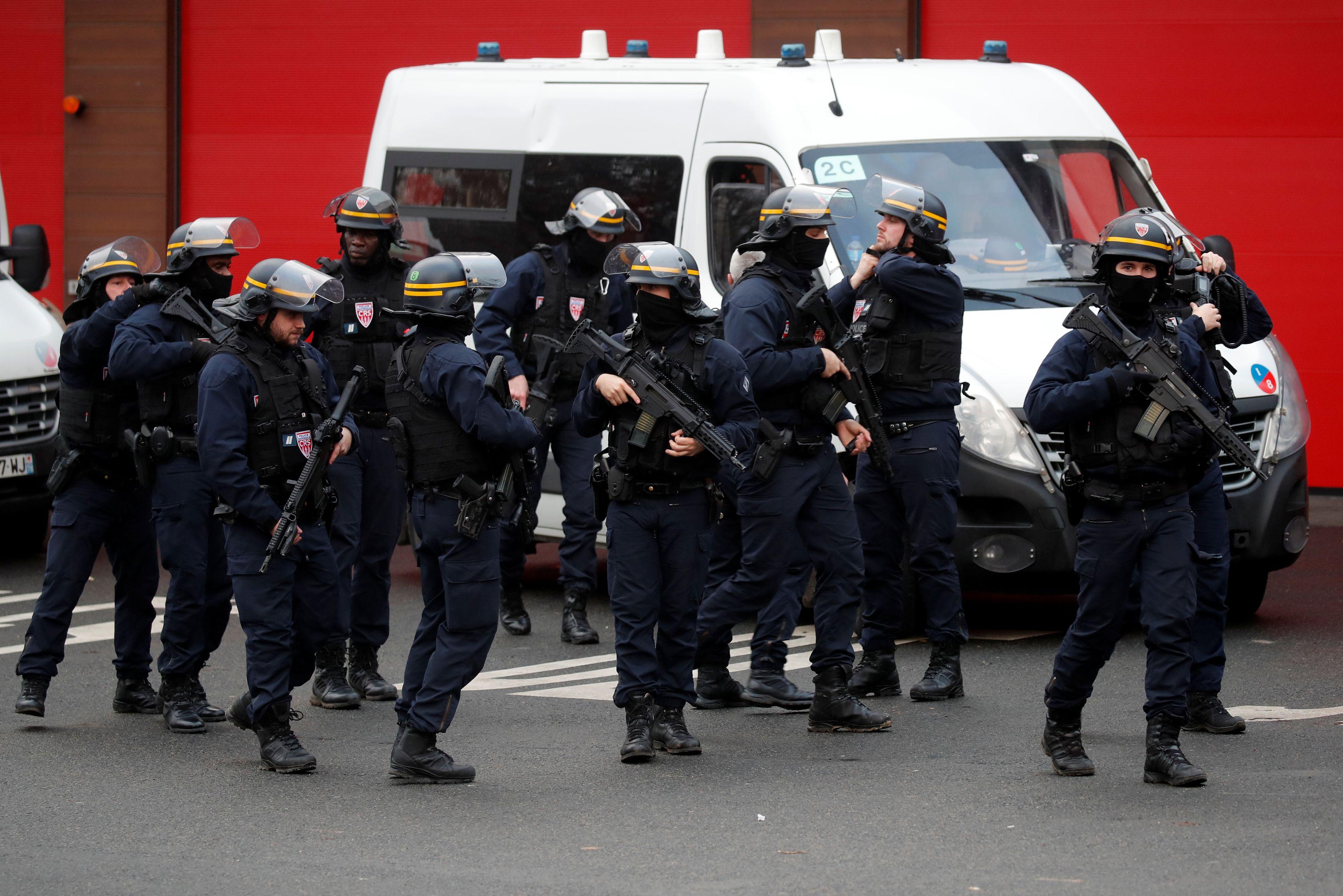 Napad u Parizu / Reuters