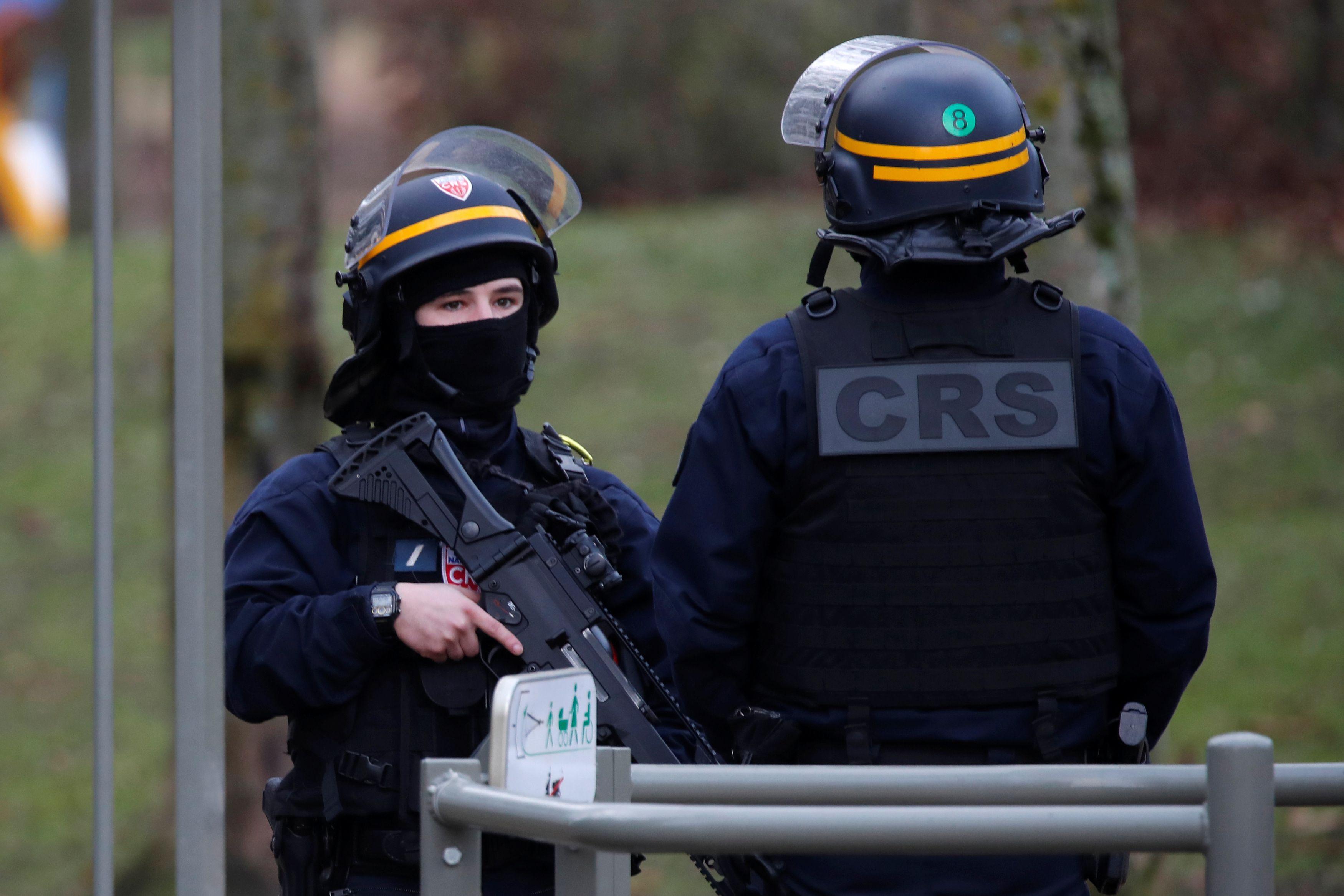 Policija na mjestu napada u Parizu / Reuters