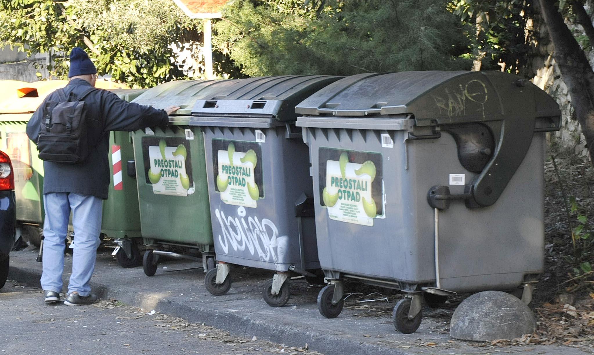 U cjelini gledajući, građani uredno odlažu otpad / Snimio Sergej DRECHSLER