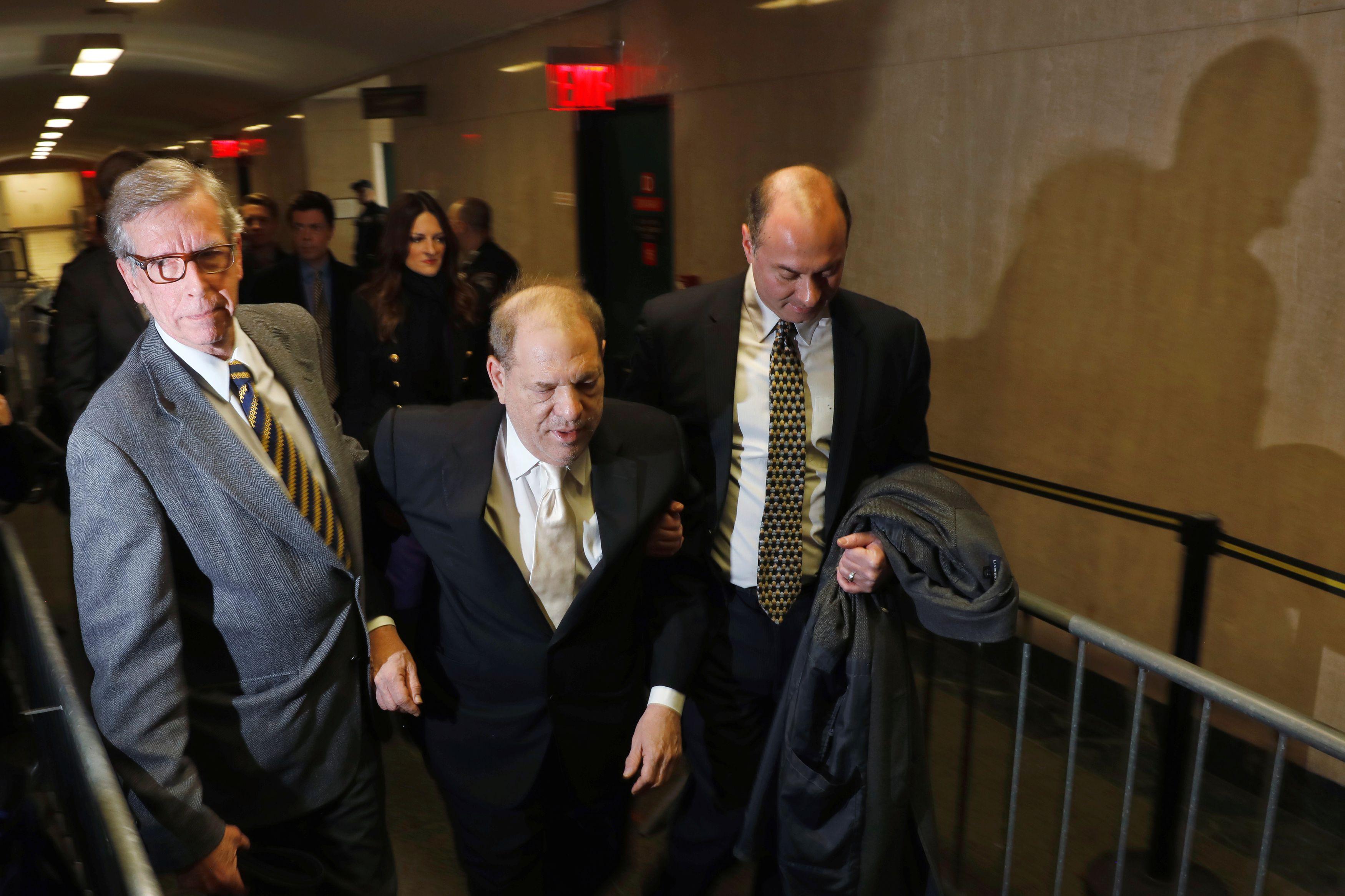 Harvey Weinstein / Reuters
