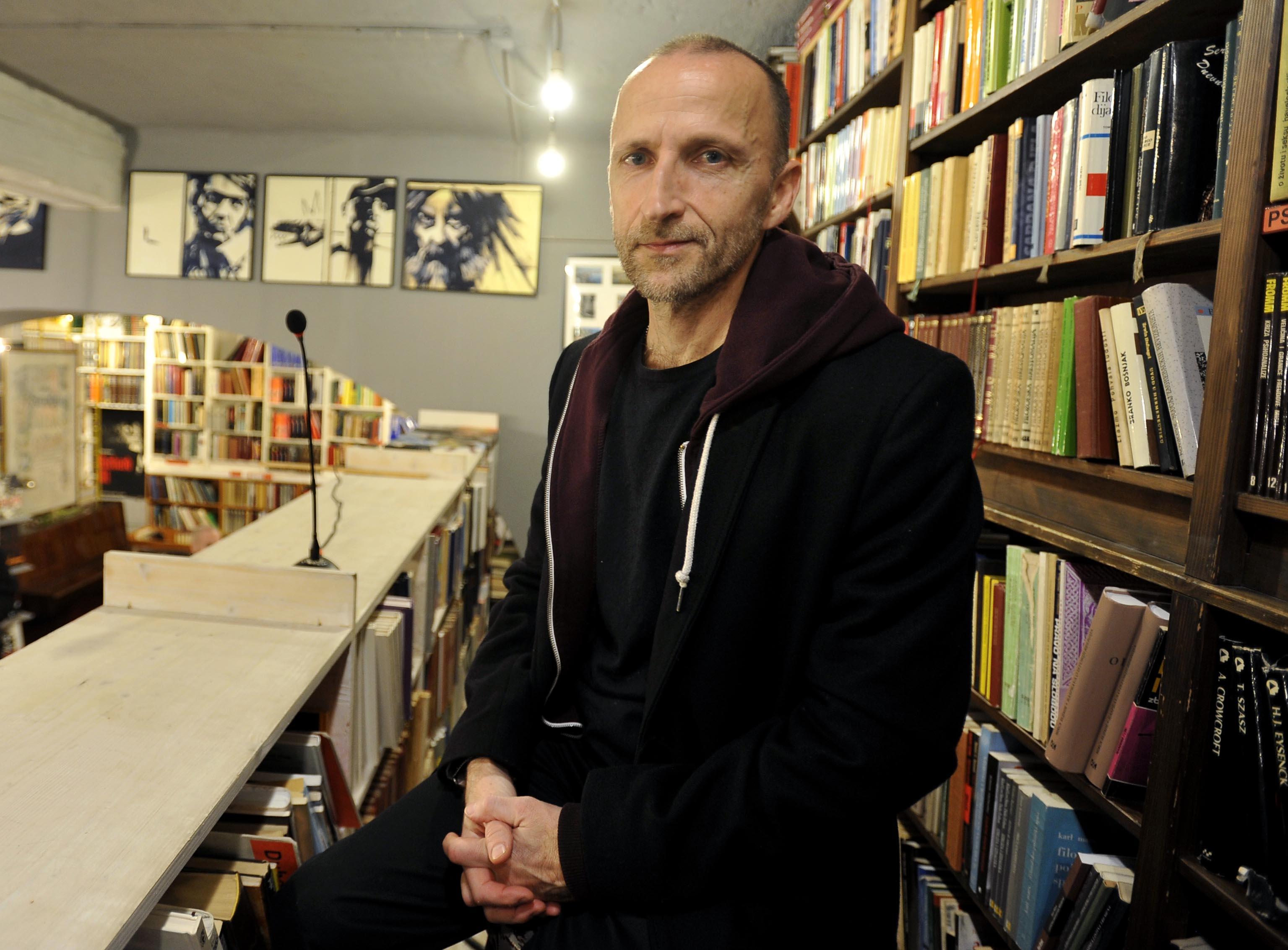 Danijel Žeželj - izložba i knjiga