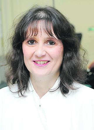 Prof. dr. Ingrid Belac Lovasić / NL arhiva