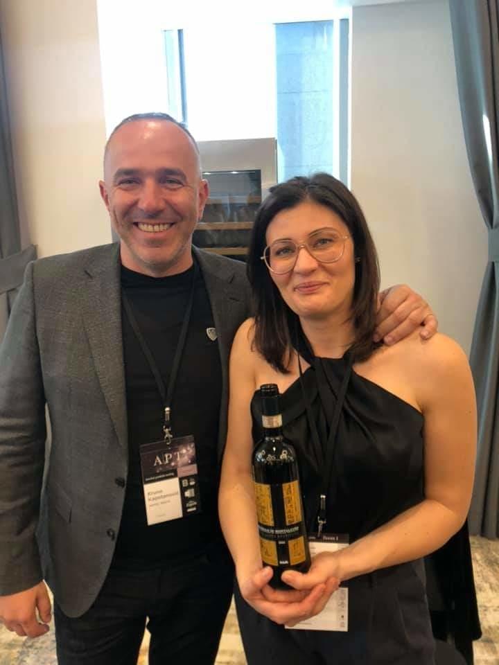 Kruno Kapetanović i Gaia Gaja / NL