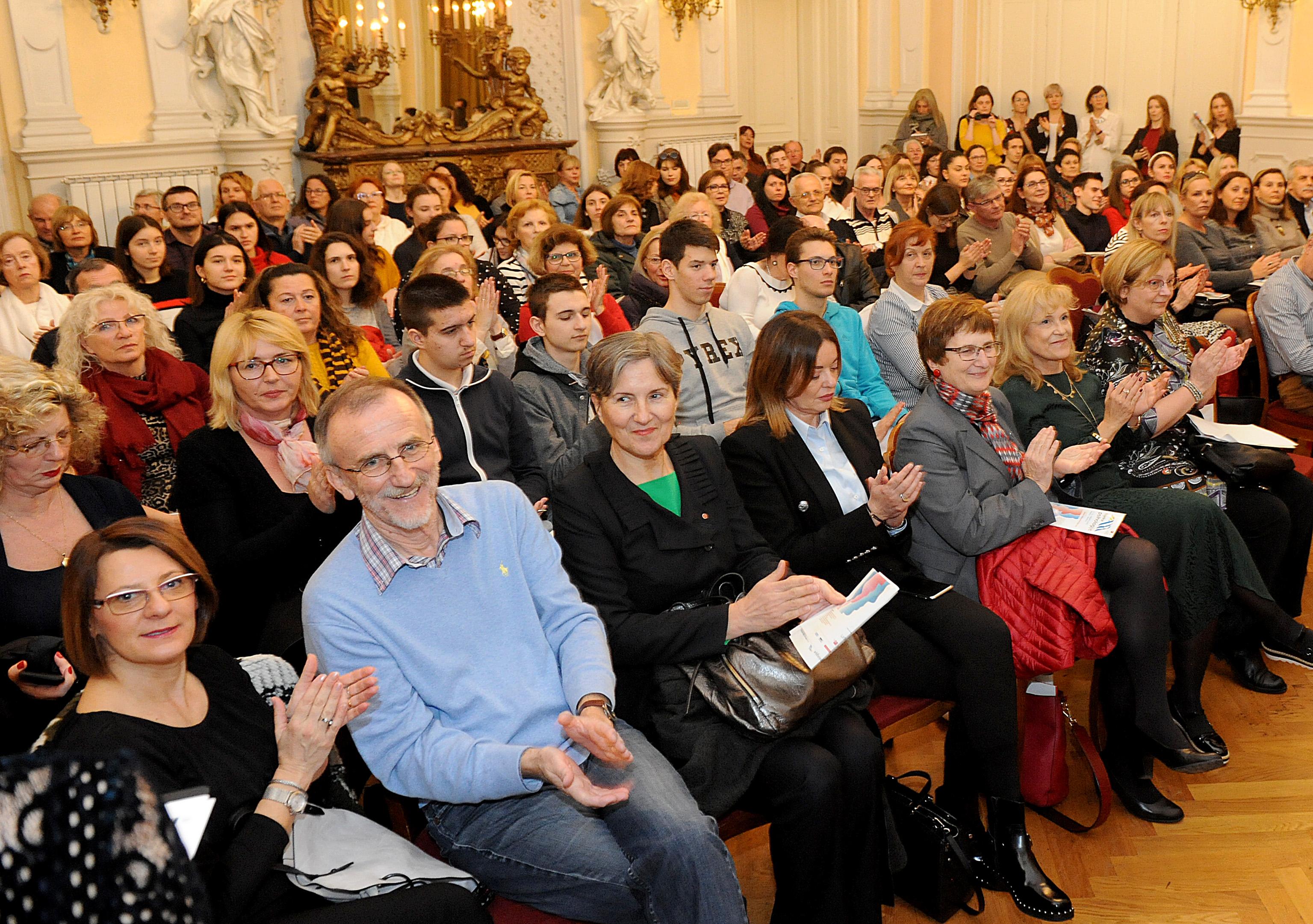 Psihologija će u sljedećih sedam dana biti glavna tema u 86 hrvatskih gradova / Snimio Marko GRACIN